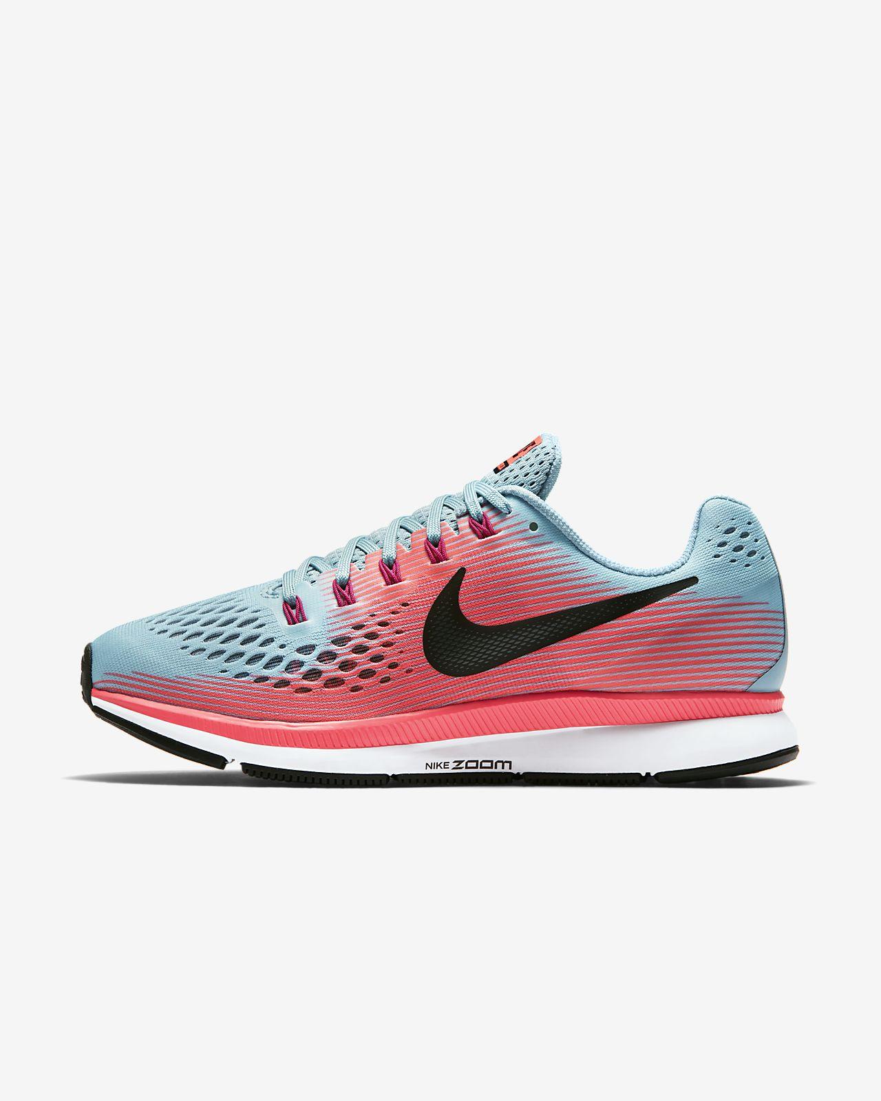 2015 en ligne Nike Air Zoom Pegasus 31 Femmes Chaussures De Course Ongles Orange / Noir livraison gratuite rabais moins cher gZxrV