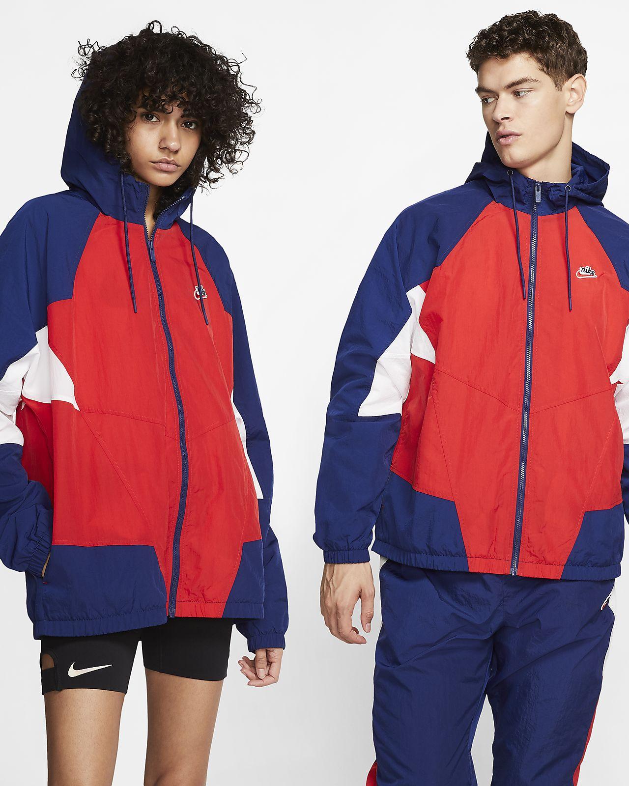 Giacca esclusiva Nike Sportswear Heritage Windrunner