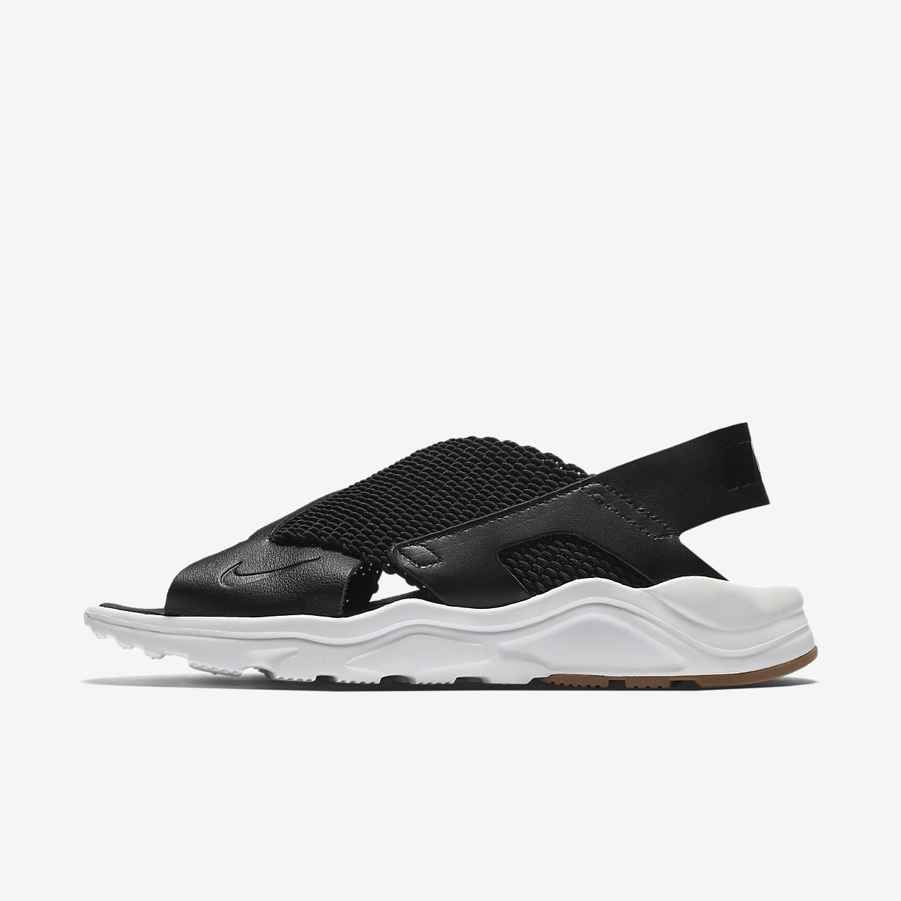 women's nike huarache ultra black