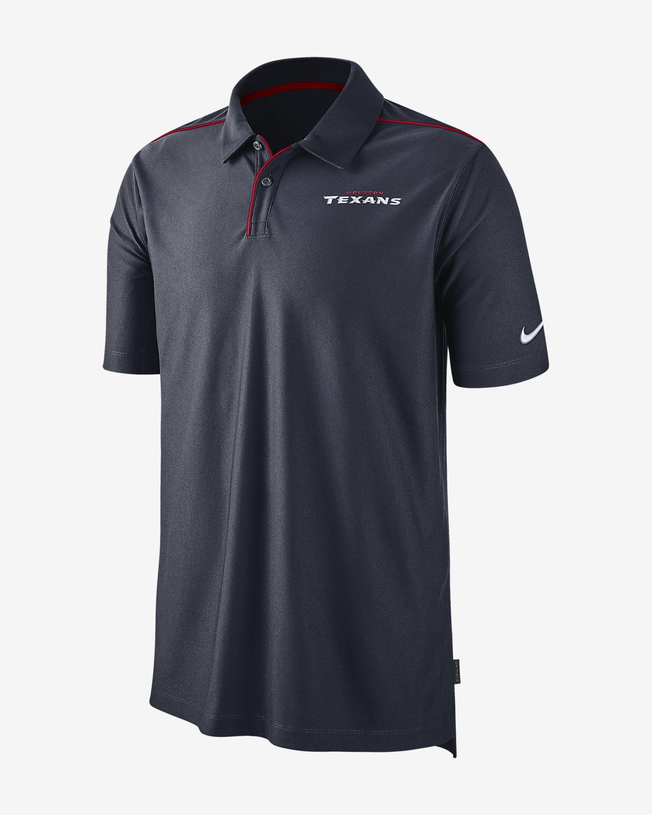 c1a72efc Nike Dri-FIT Team Issue (NFL Texans) Men's Polo