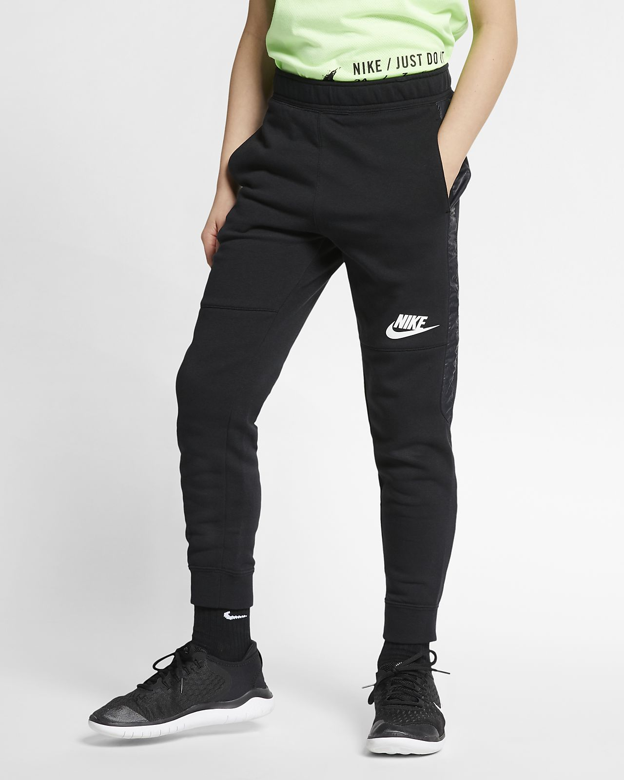 purchase cheap ab374 ec88b Older Kids  Joggers. Nike Sportswear