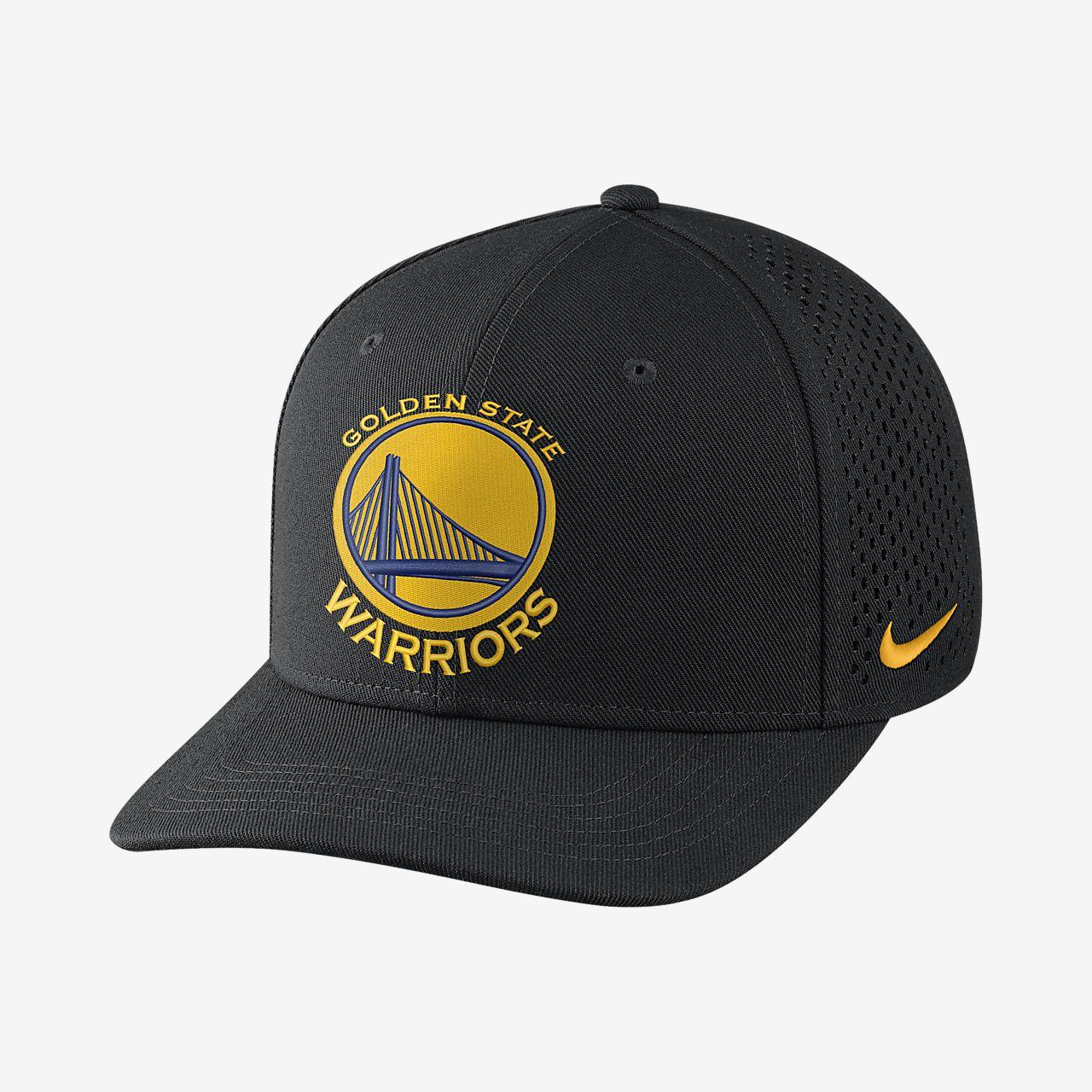 Golden State Warriors Nike AeroBill Classic99 中性可調式 NBA 帽款