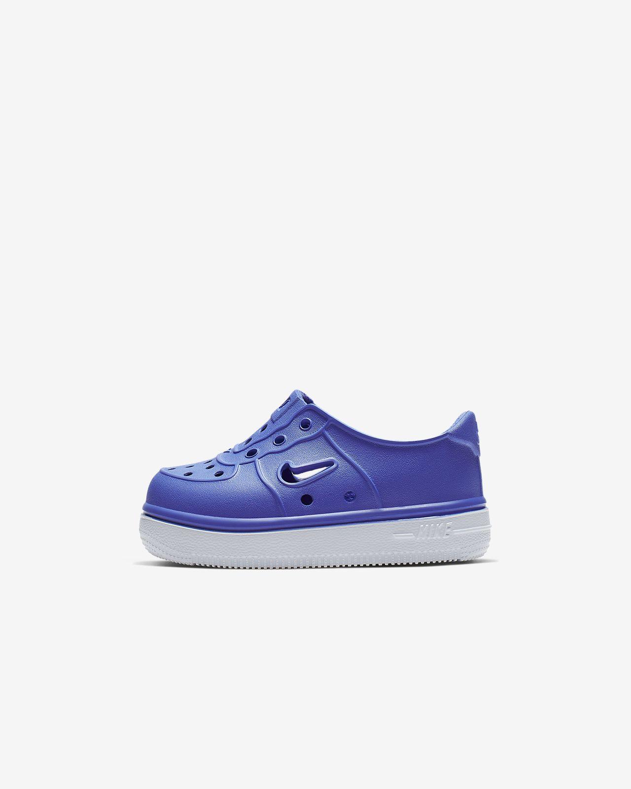 Nike Foam Force 1-sko til babyer/småbørn