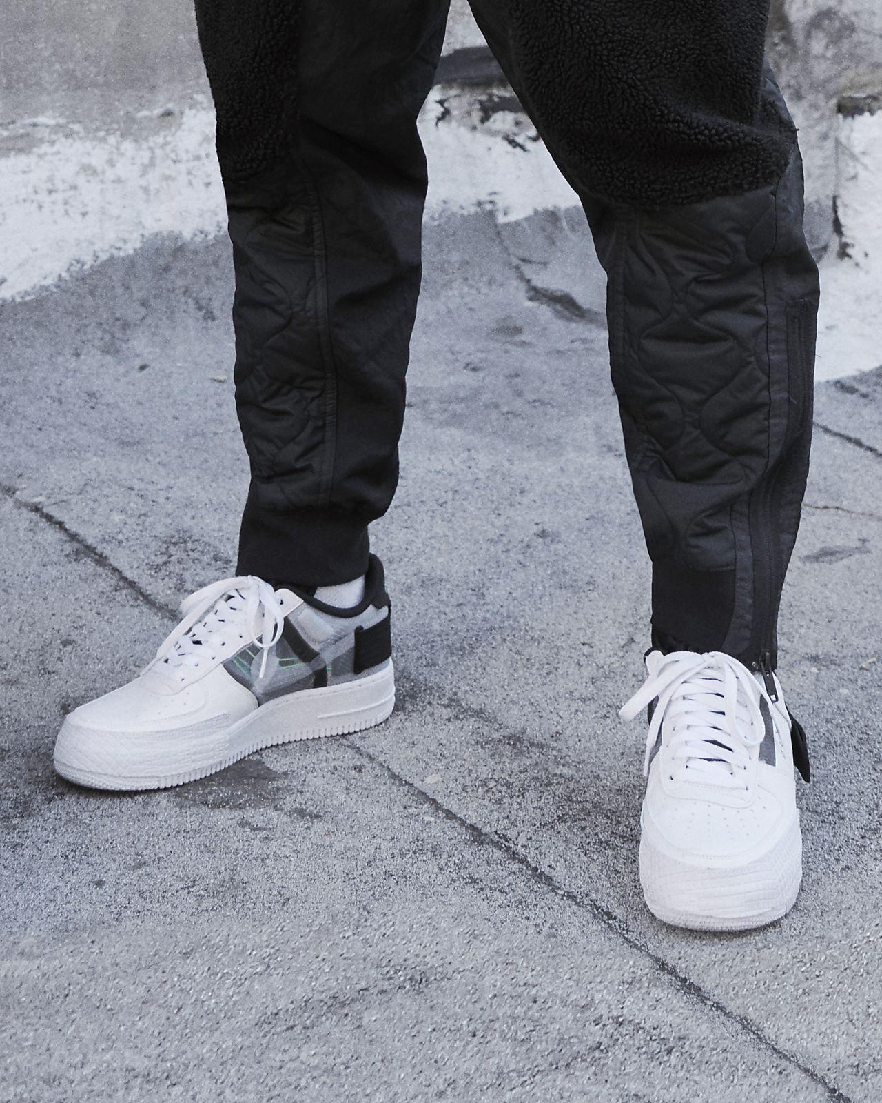 Sneakers Nike Sportswear Damen Sneaker High 'air force 1