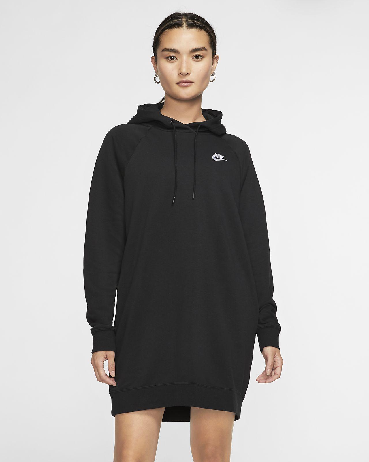 Vestido de tejido Fleece para mujer Nike Sportswear Essential