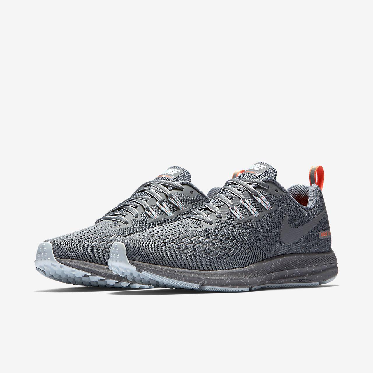 Womens Nike   Shield Running Shoes