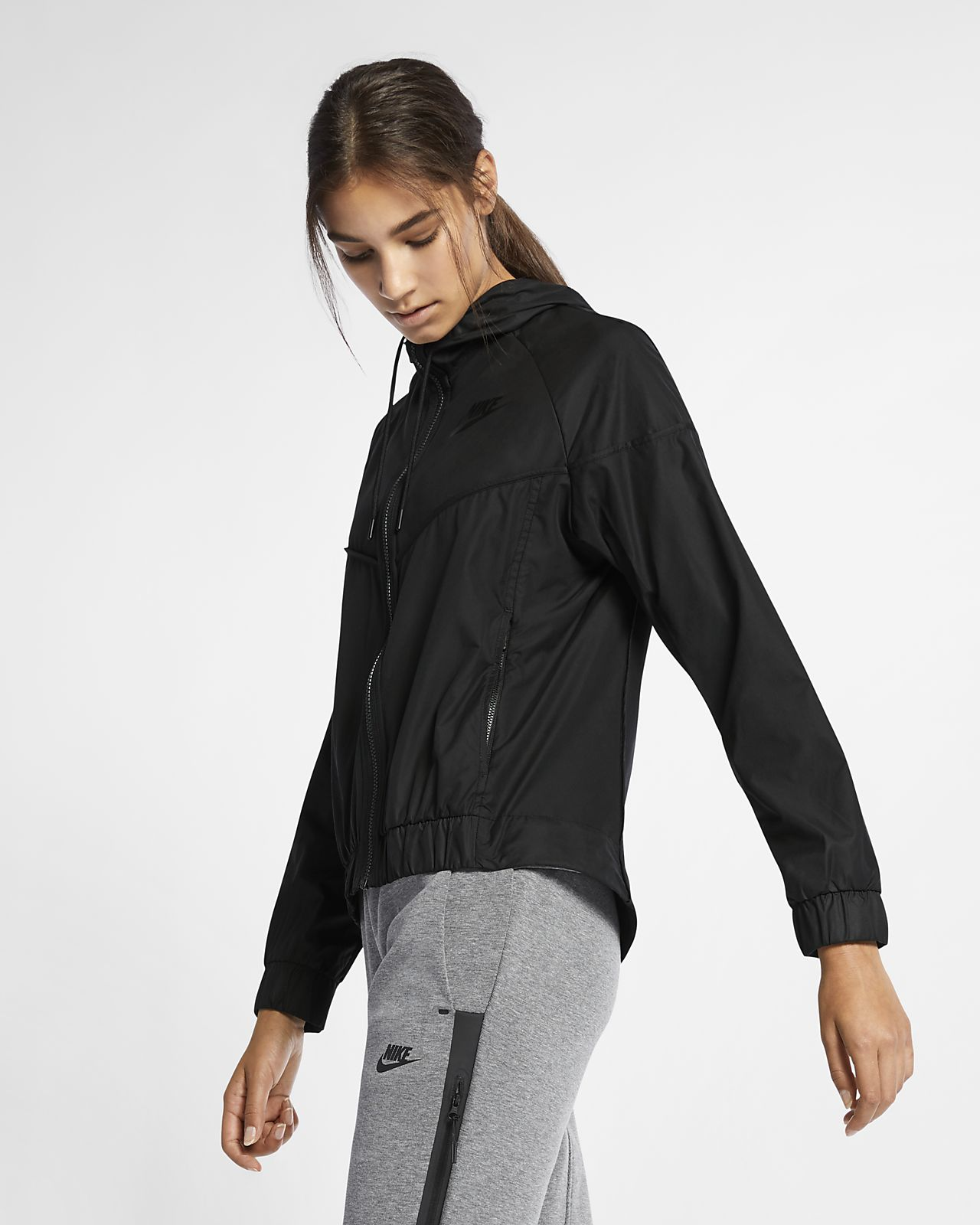 coupe vent femme nike