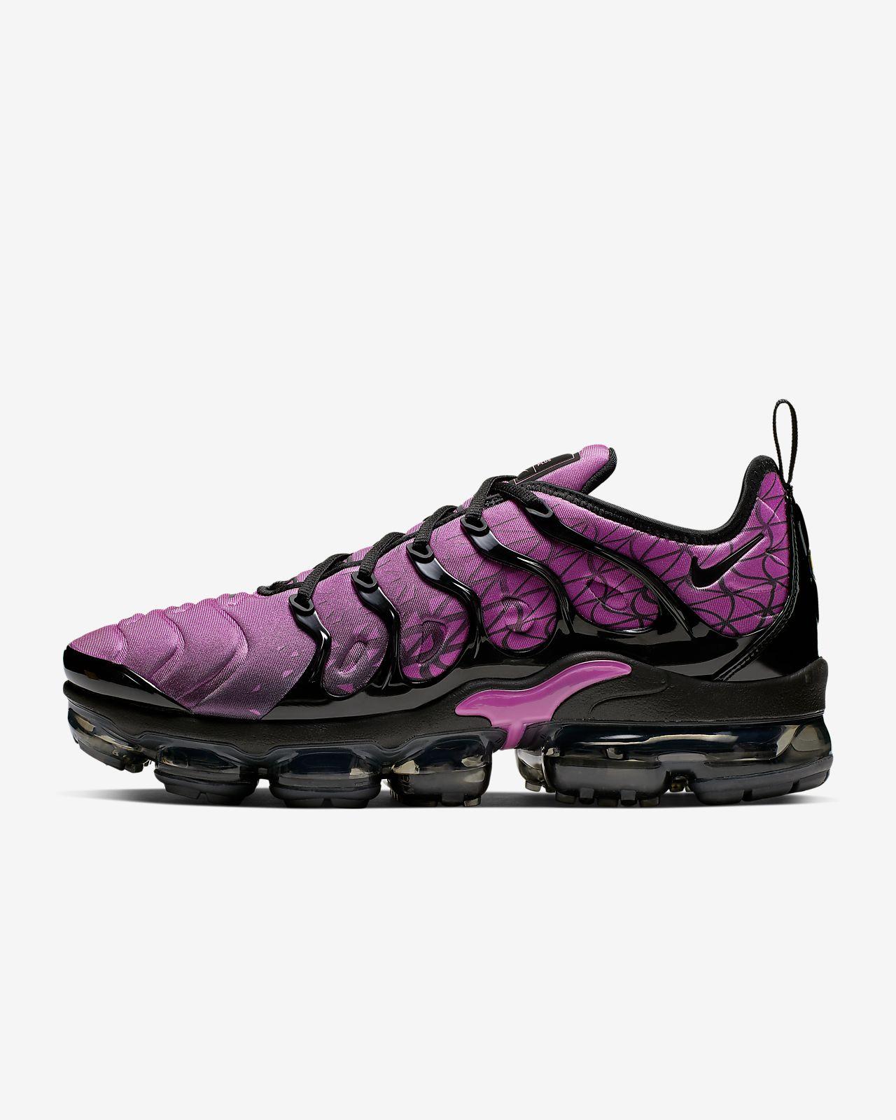รองเท้าผู้ชาย Nike Air VaporMax Plus
