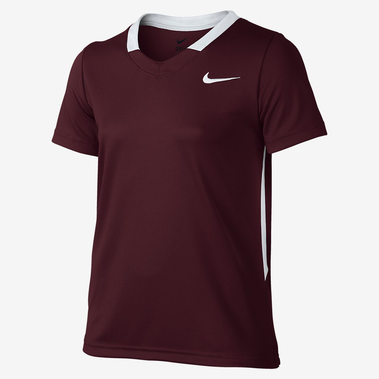 Nike Womens Lacrosse Jersey - Nike Face-Off Stock Team Scarlet/Team White/Team White P80d3637