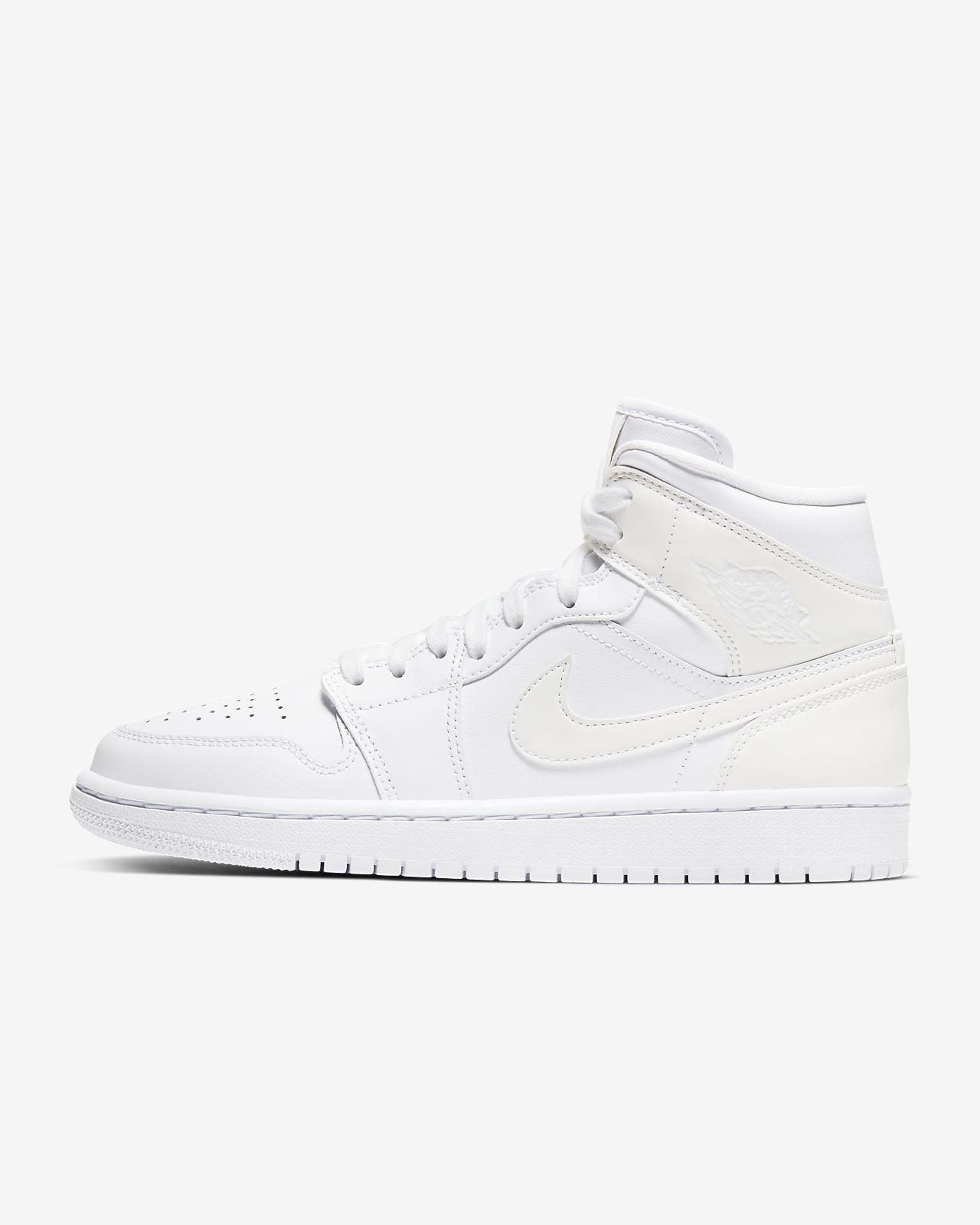 Zapatillas casual de mujer Air Jordan 1 Mid Nike