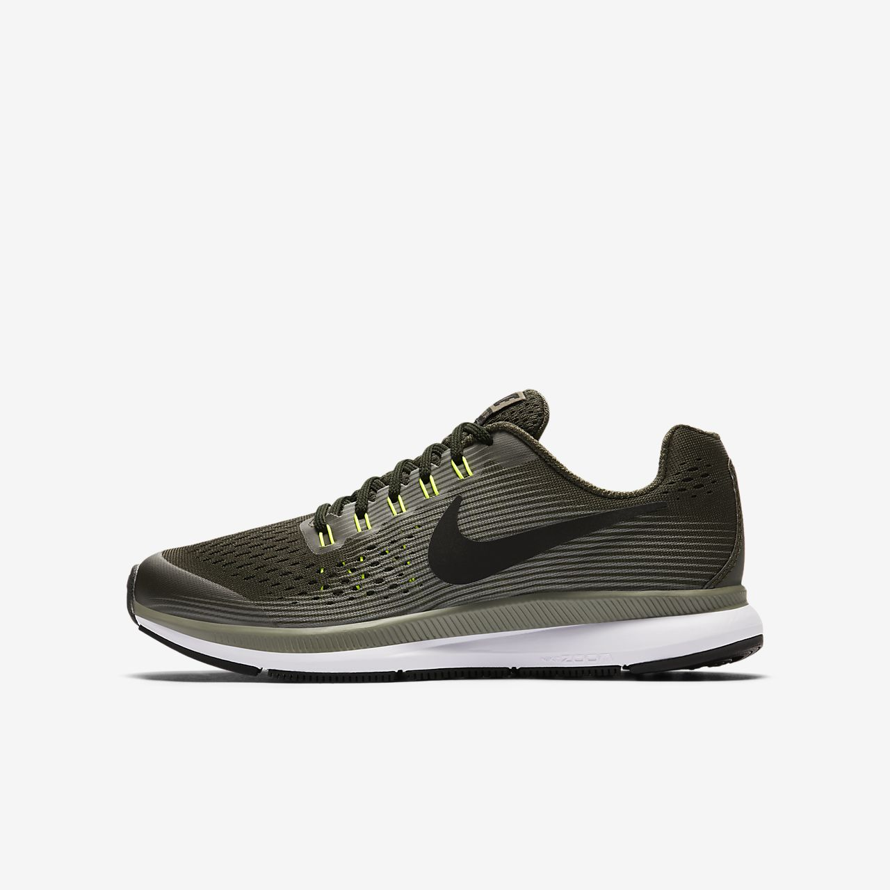 Nike Zoom Pegasus 34 Kids  Running Shoe. Nike.com CA b5540f5449