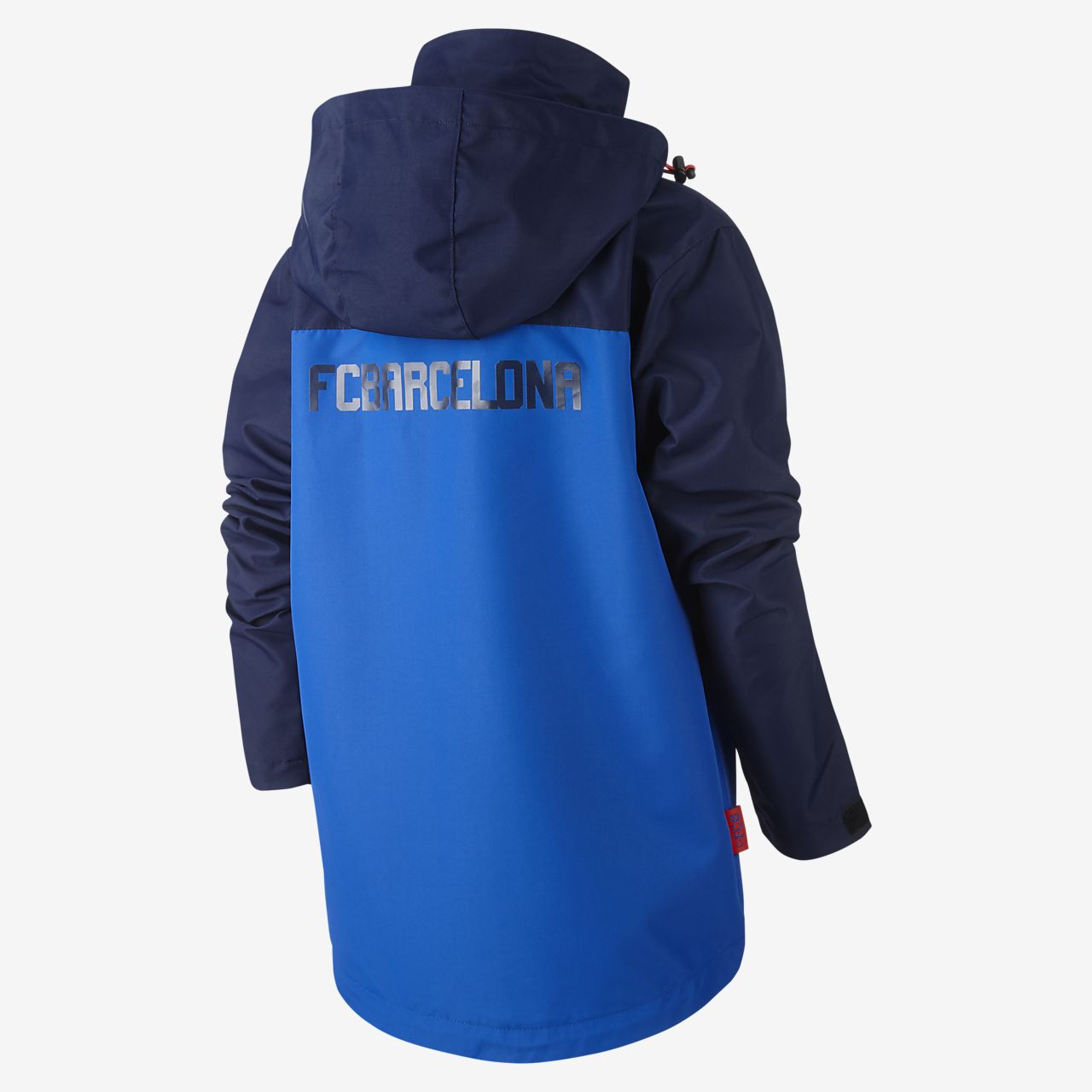 708b24419d FC Barcelona Active kabát nagyobb gyerekeknek. Nike.com HU