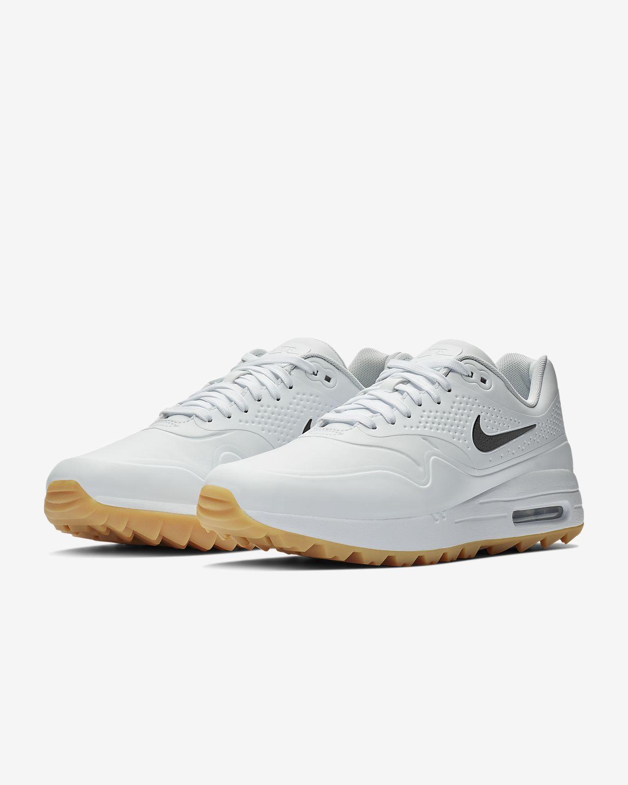 d94c9b907316 Nike Air Max 1 G Men s Golf Shoe. Nike.com DK