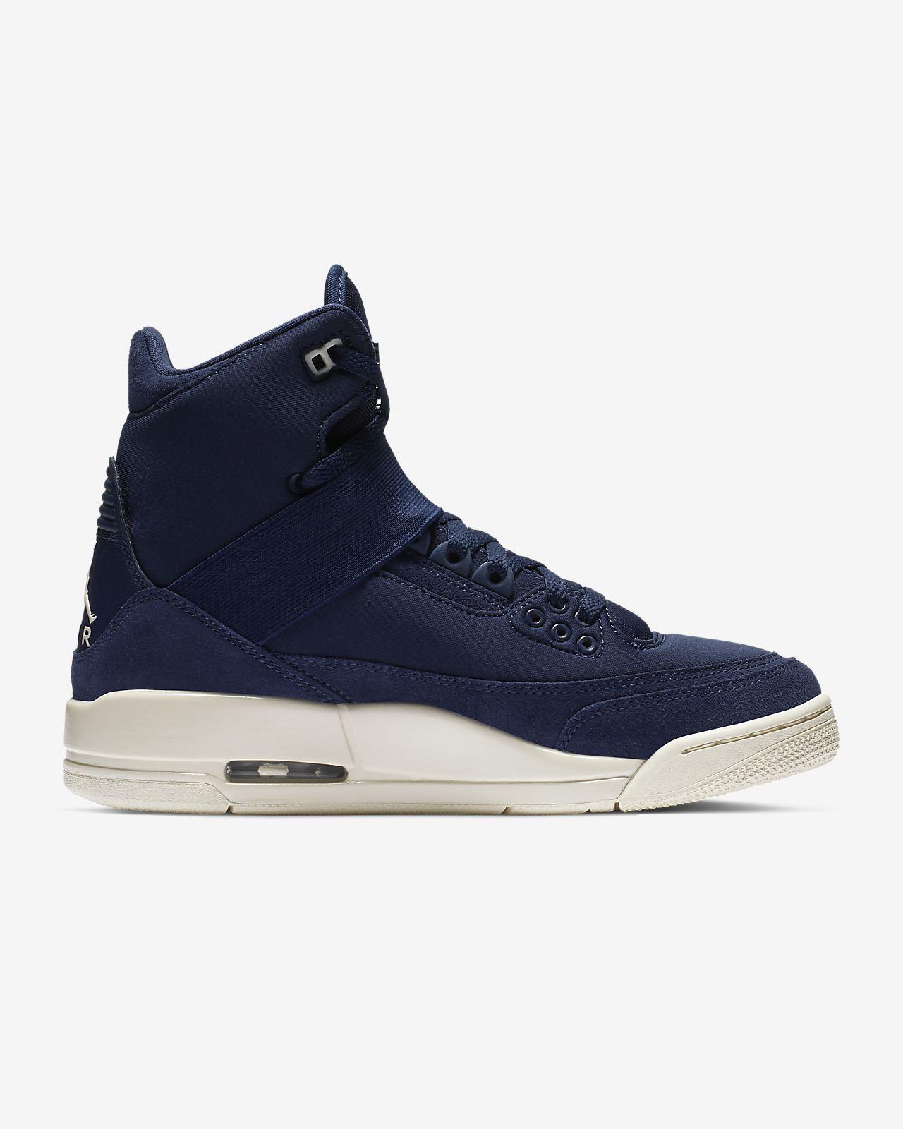low priced 7aec9 dc2c6 Air Jordan 3 Retro Explorer XX-sko til kvinder. Nike.com DK