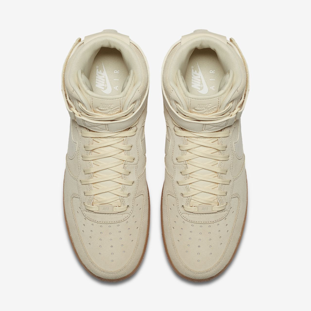 ... Nike Air Force 1 High '07 LV8 Suede Men's Shoe