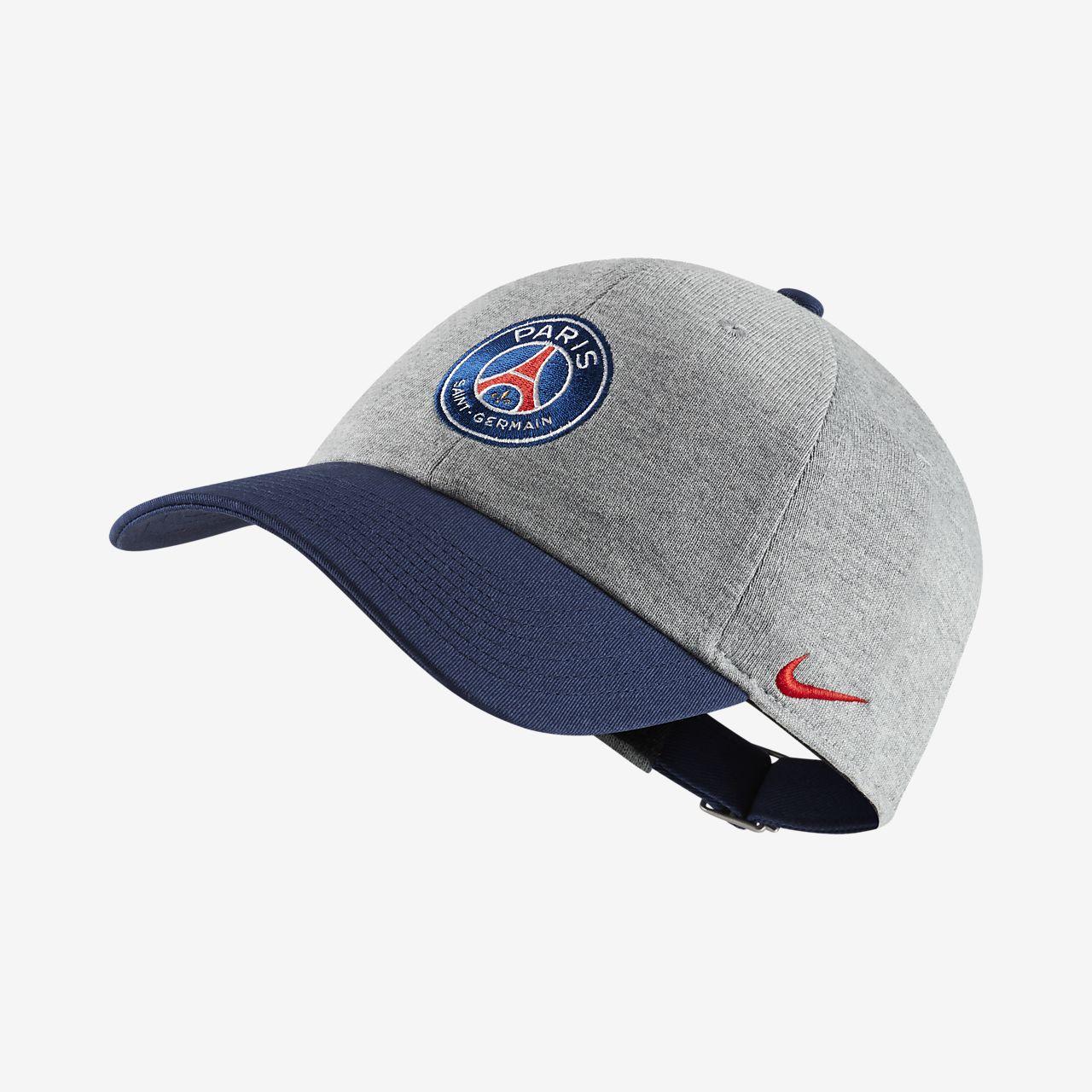 Paris Saint-Germain H86 Adjustable Hat. Nike.com GB 30a7b78437c