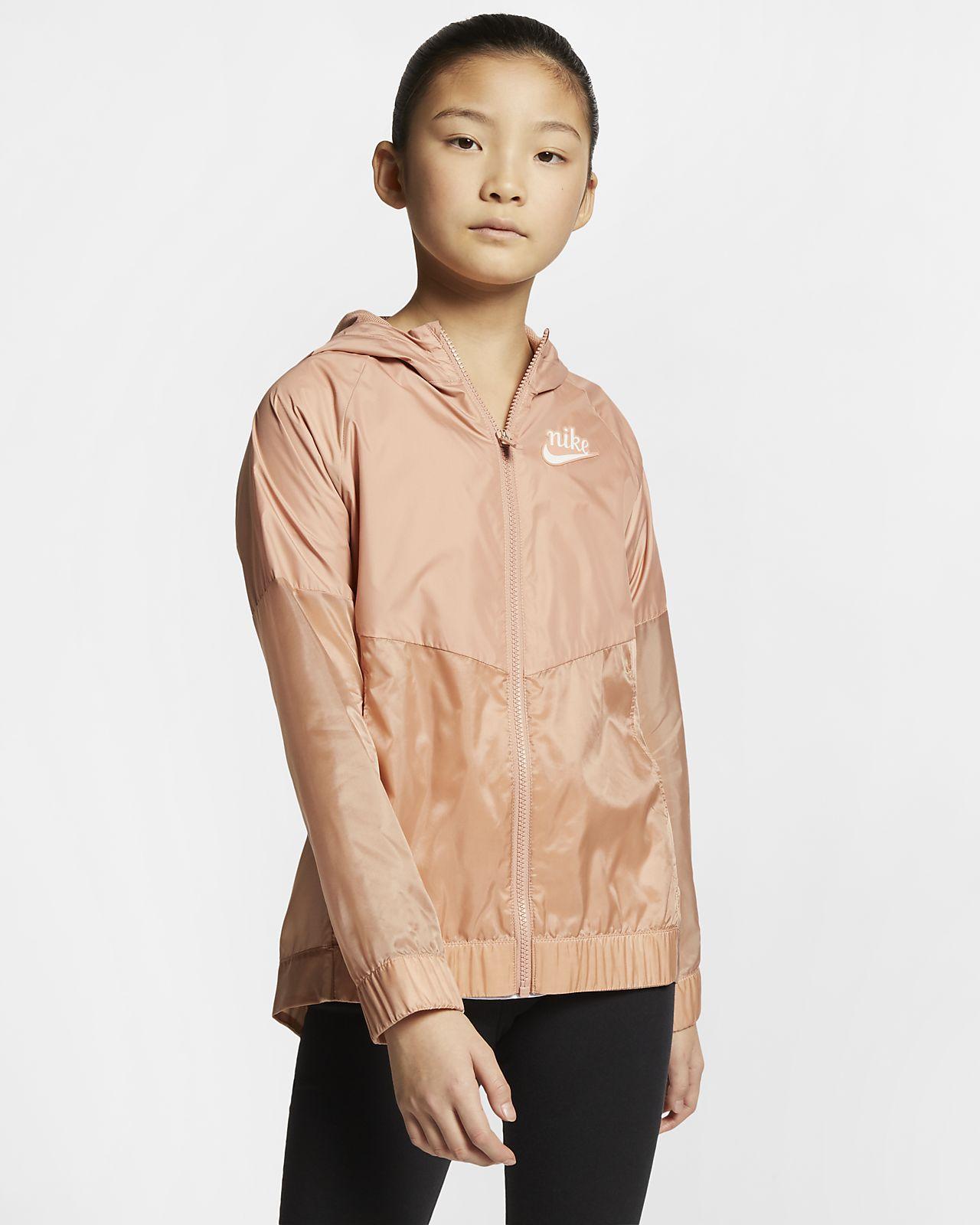Nike Sportswear Windrunner Genç Çocuk Ceketi