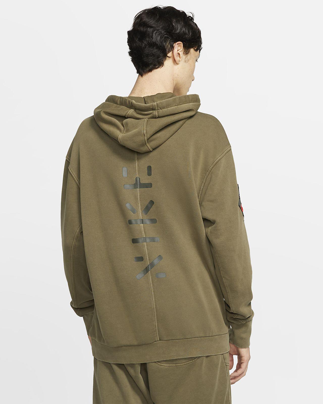 Nike Sportswear Tech Fleece Hoodie Sequoia