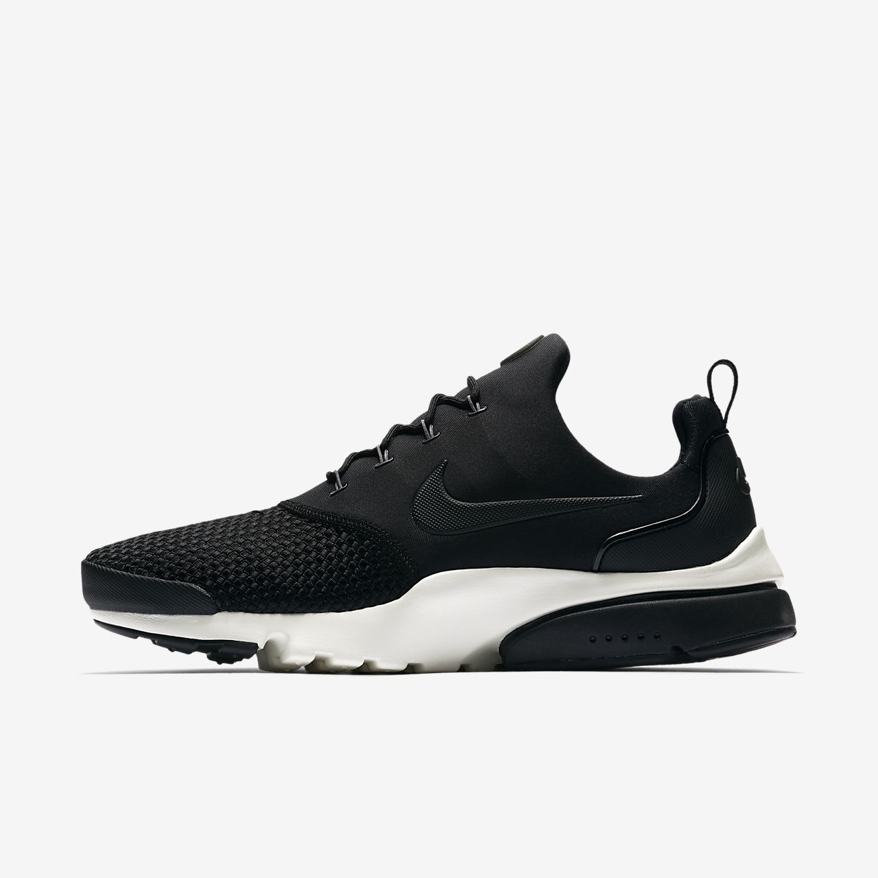 Marques Chaussure homme Nike homme Nike Presto Fly Black/white-black