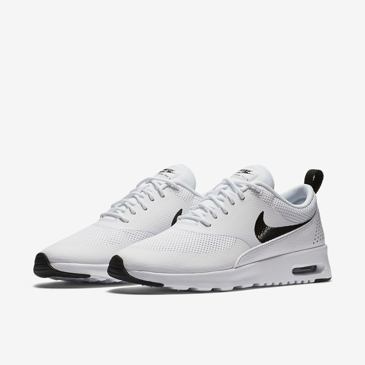 Air Max Thea Knit W chaussures noirNike HYxMb4Dp