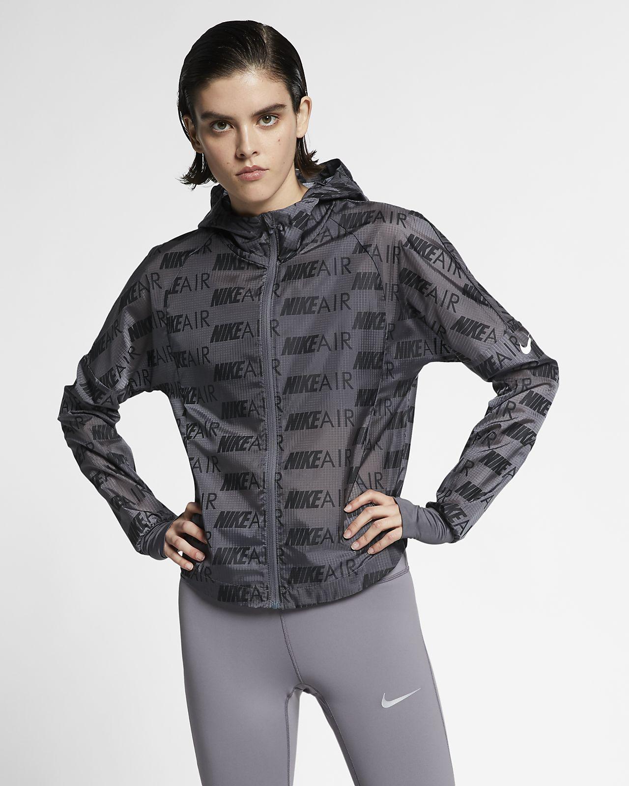 Nike Air Chaqueta de running con capucha - Mujer