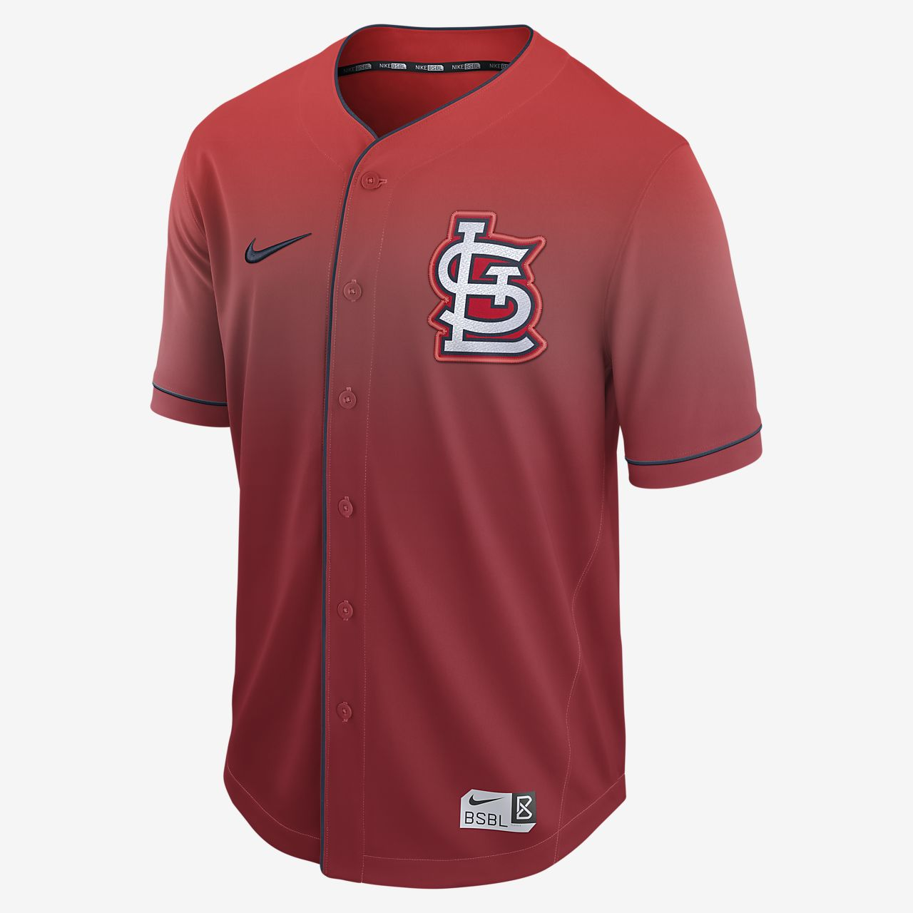 Nike Fade (MLB Cardinals) Men's Baseball Jersey. Nike.com