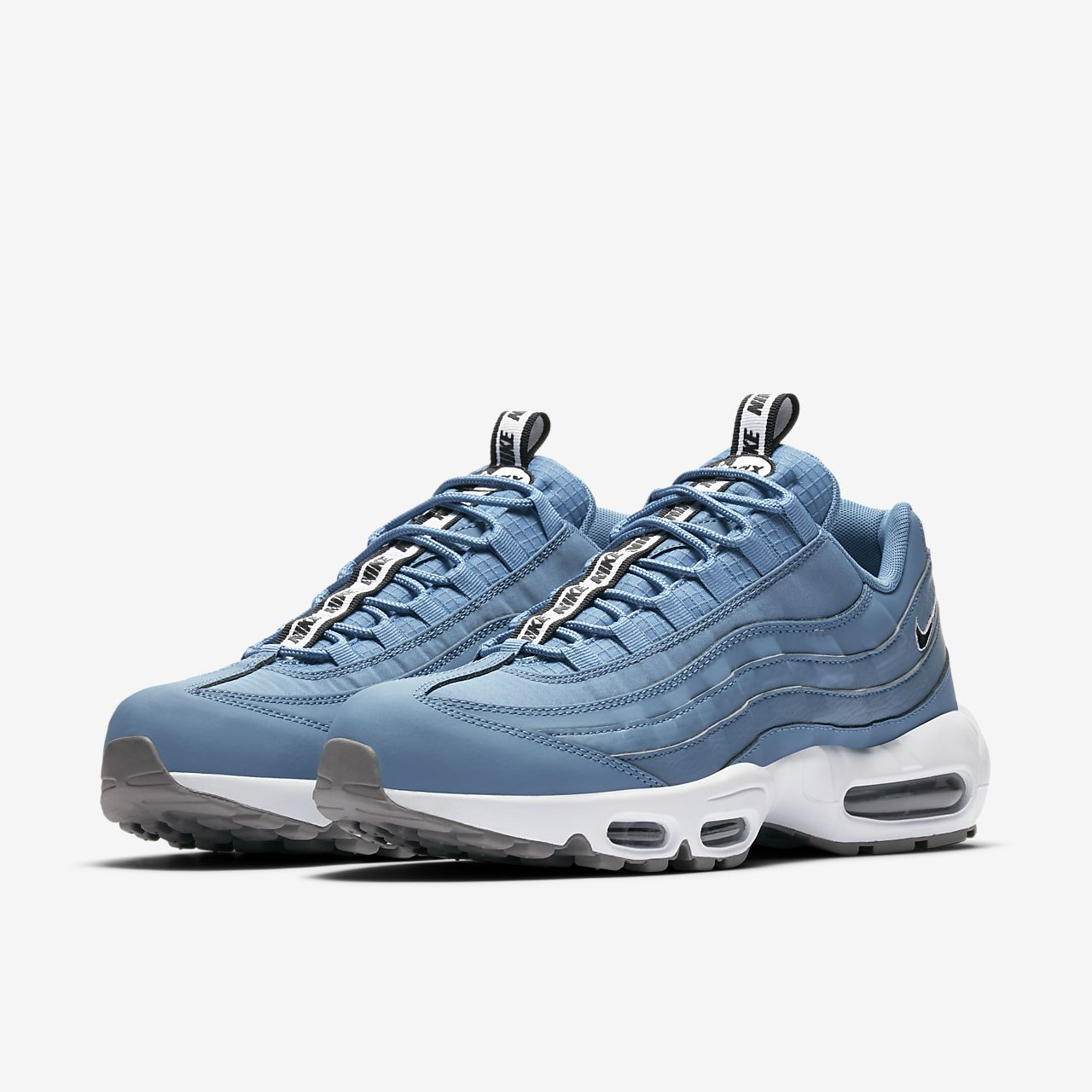 nike air max 95 ultra blauw