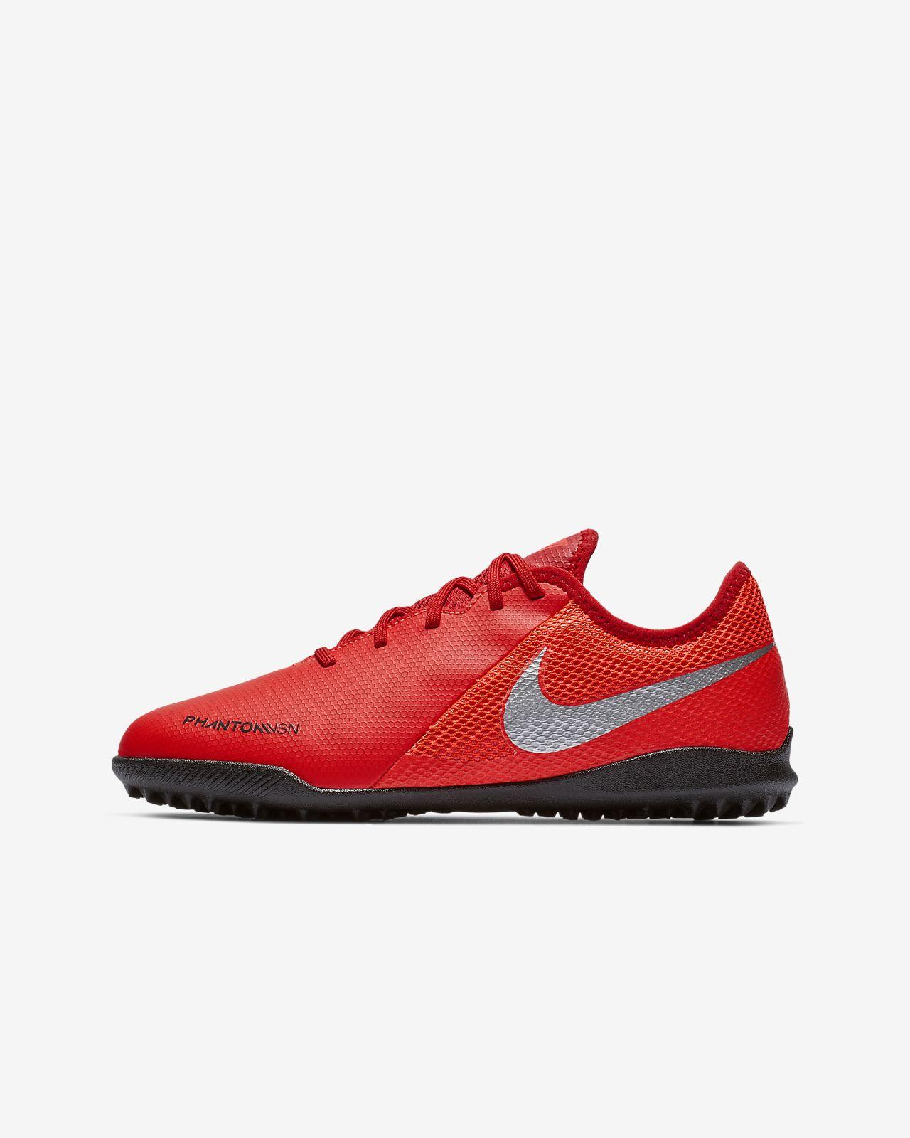 Chaussure de football pour surface synthétique Nike Jr. PhantomVSN Academy Game Over TF pour Jeune enfant/Enfant plus âgé
