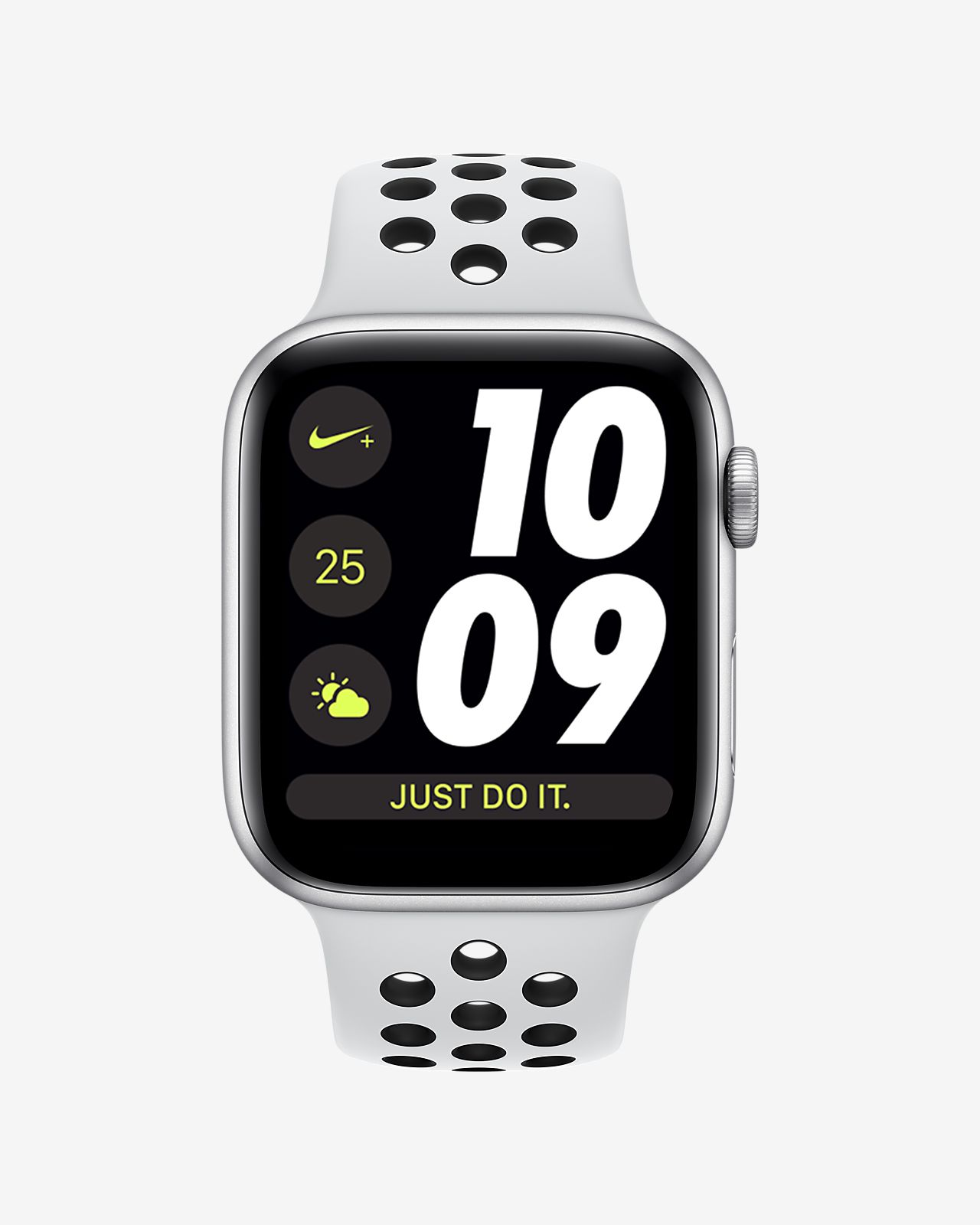 22d384e19 ... Apple Watch Nike+ Series 4 (GPS) with Nike Sport Band 44mm Sport Watch