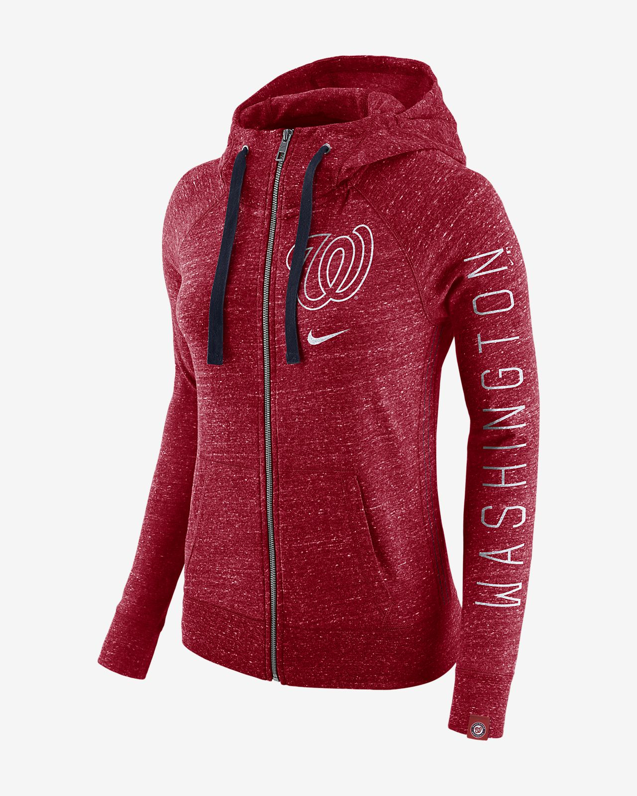 Nike Vintage (MLB Nationals) Women s Hoodie. Nike.com d612c6c05b