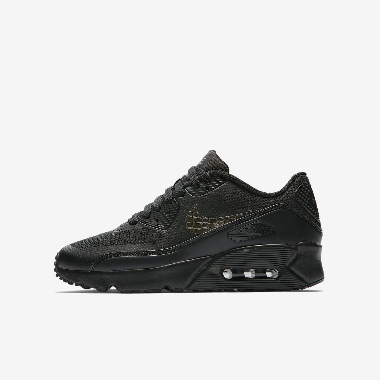 ... Nike Air Max 90 Ultra 2.0 Genç Çocuk Ayakkabısı