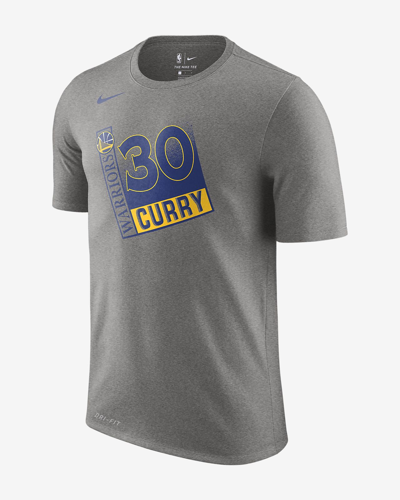 b482853201a Stephen Curry Golden State Warriors Nike Dri-FIT Men's NBA T-Shirt ...