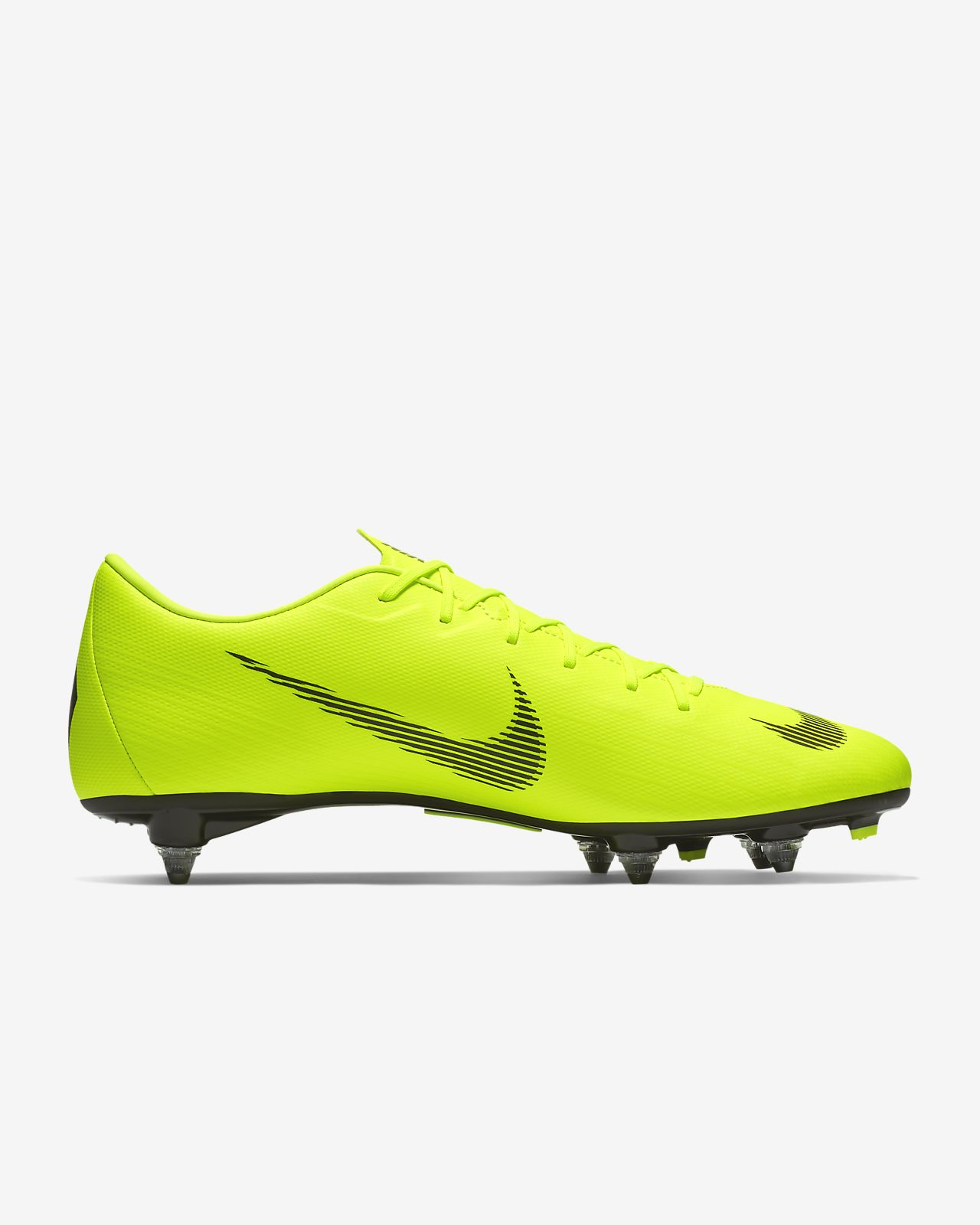 cheap for discount 315e1 d80da ... Chaussure de football à crampons pour terrain gras Nike Mercurial Vapor  XII Academy SG-PRO