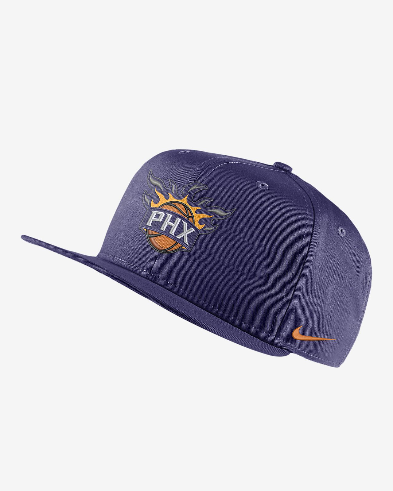 Gorra de la NBA Phoenix Suns Nike Pro