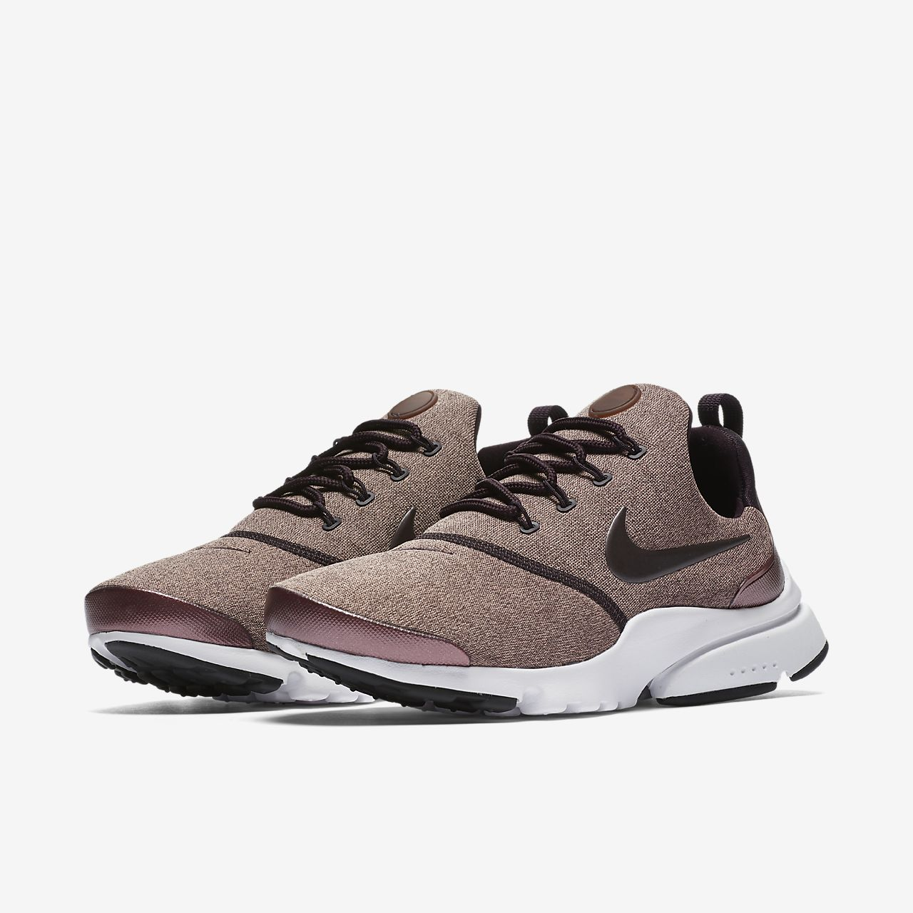 NIKE Womens Nike Presto Fly Se 910570-602 PORT WINE Size 6
