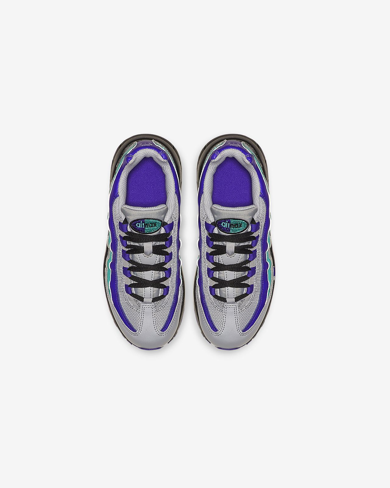 30bfc69bc0a4ba Nike Air Max 95 Little Kids  Shoe. Nike.com