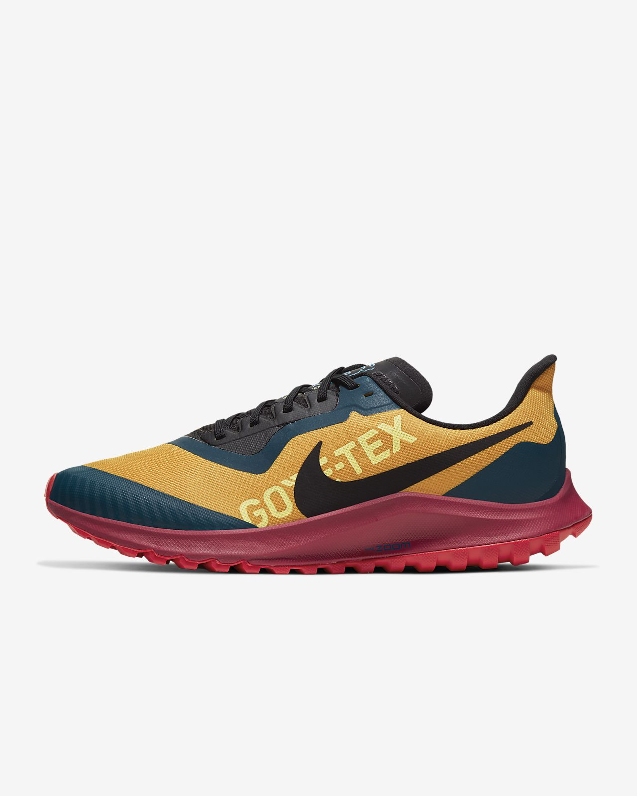 Nike Air Zoom Pegasus 35 Shield, Scarpe da Trail Running Uomo