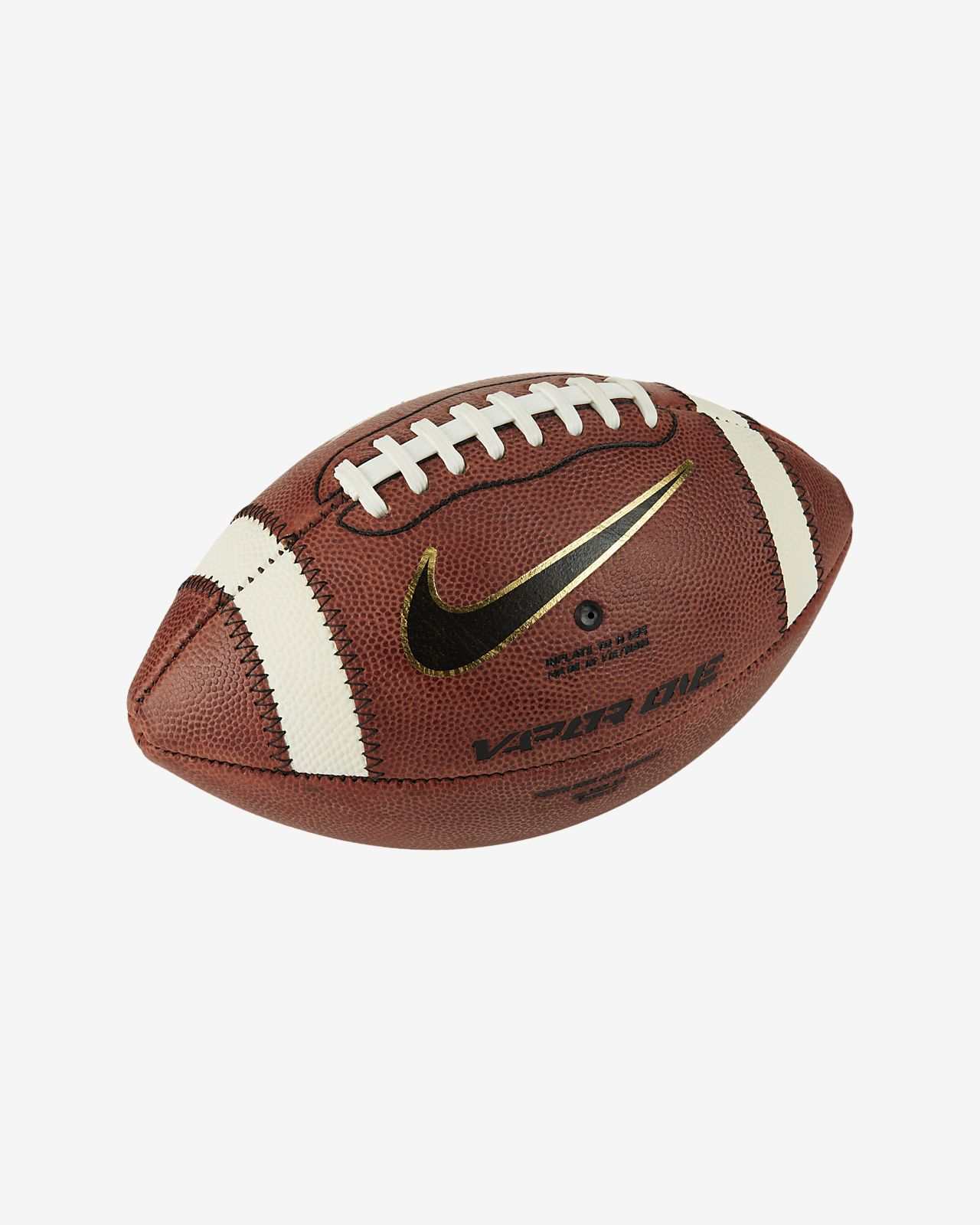 df2fdaec9e Nike Vapor One Football (Youth Size)