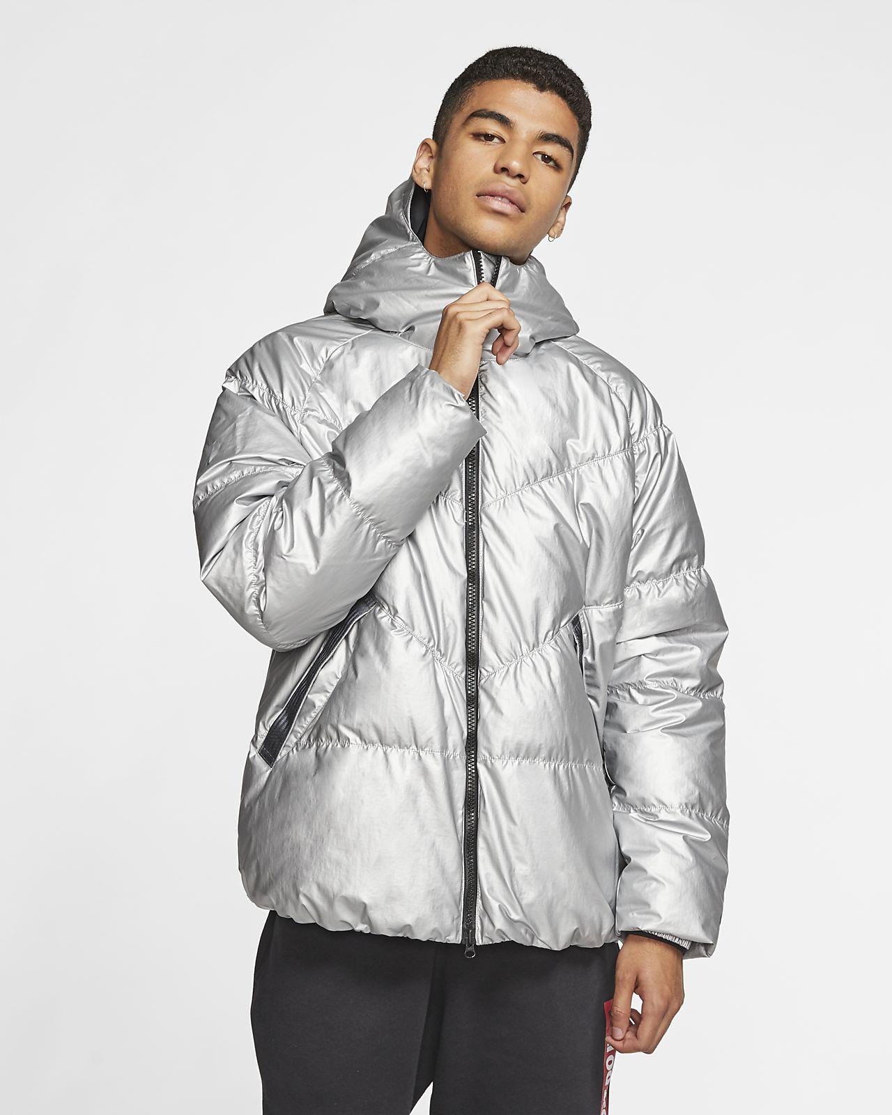 Nike Sportswear Down-Fill Chaqueta con capucha - Hombre