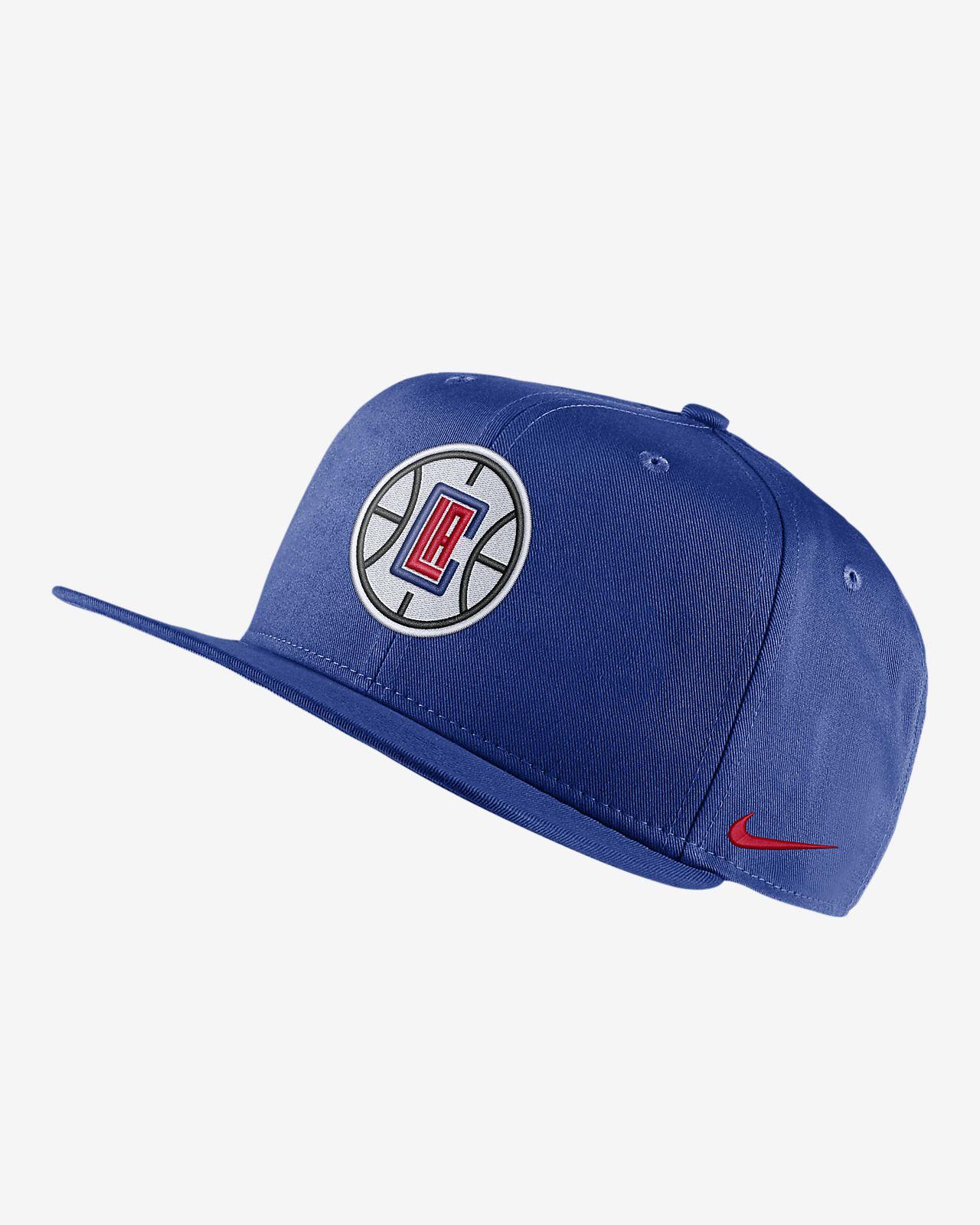 LA Clippers Nike Pro Gorra de la NBA