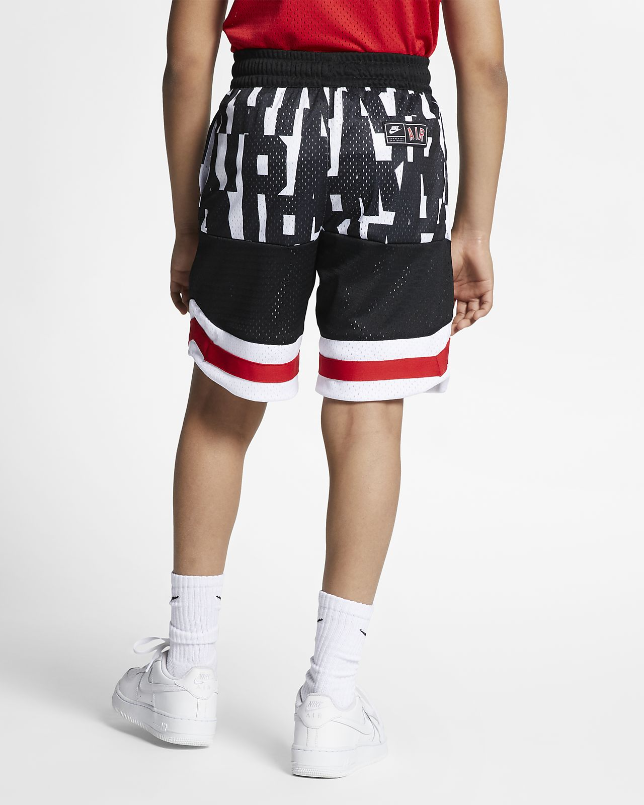 8dc8fc1bae7 Nike Air Big Kids' (Boy's) Mesh Shorts. Nike.com