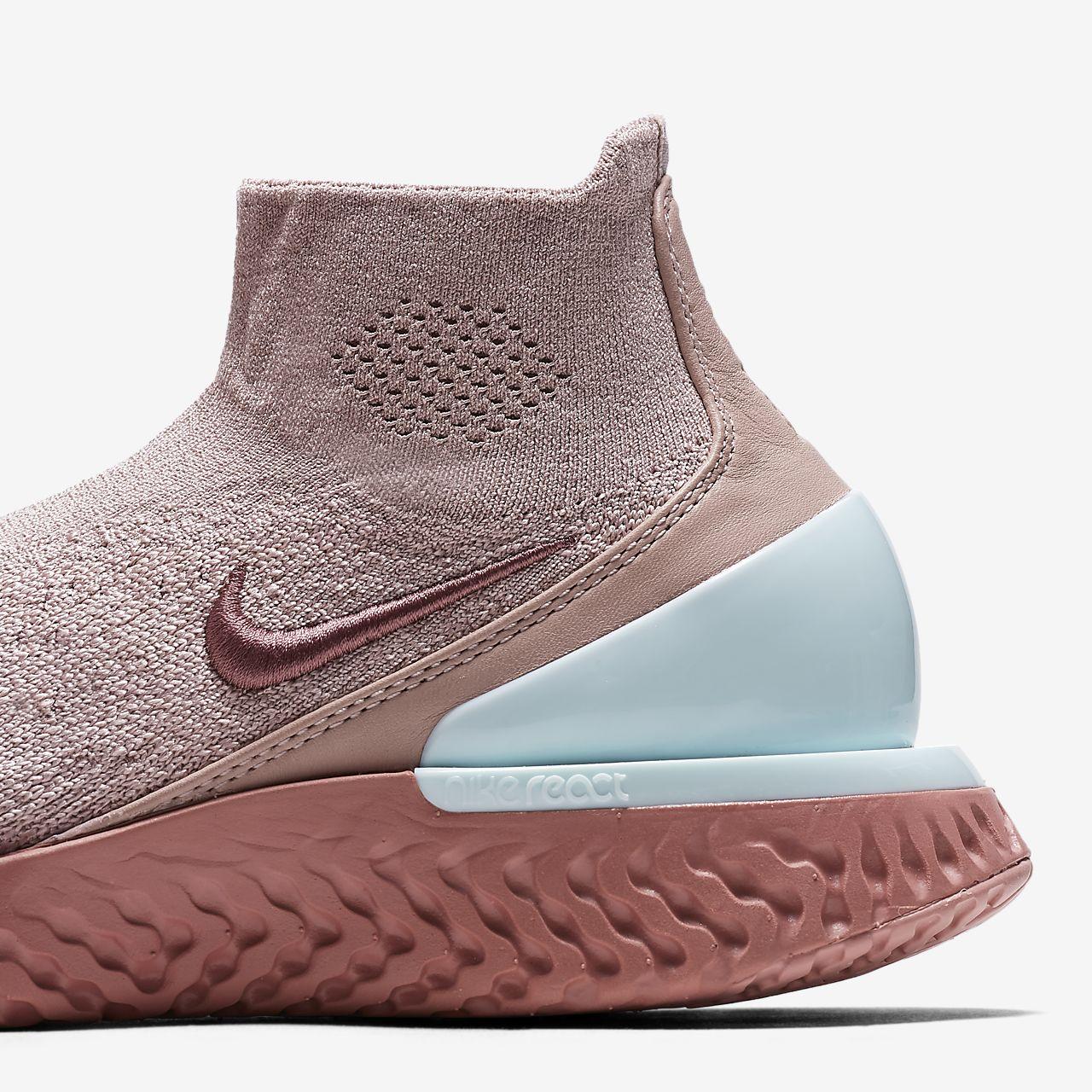 Running React Femme Rise De Flyknit Nike Pour Chaussure f7YyvIb6g