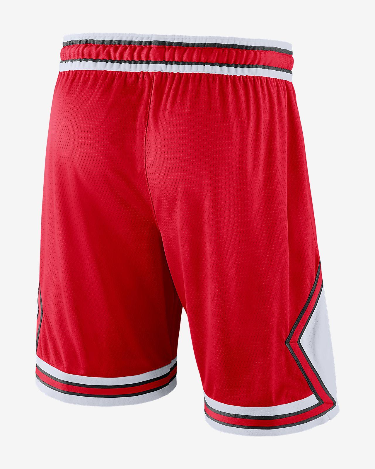 ... Shorts Nike de la NBA para hombre Chicago Bulls Icon Edition Swingman 3247ce8d3b6