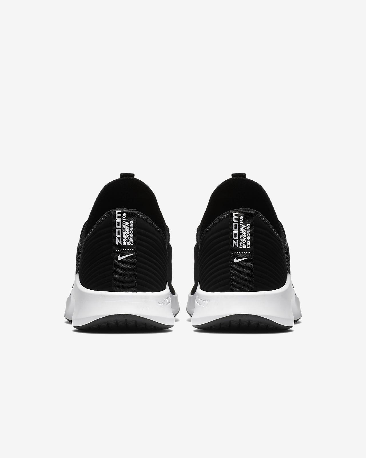 Nike Air Zoom Elevate Damesschoen voor fitness, training en boksen Zwart