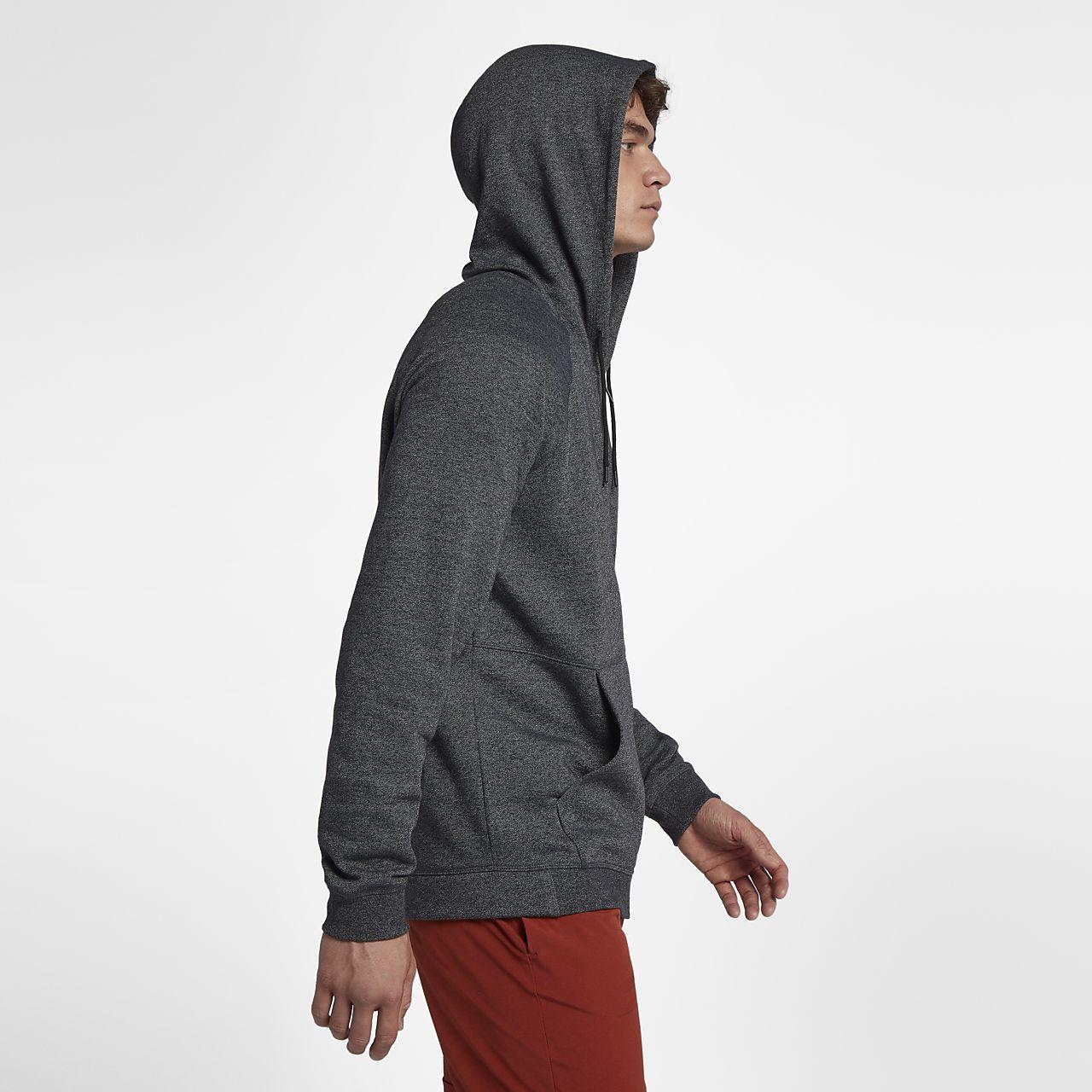 4e496b5b0f1d9e Hurley Crone Hooded Full-Zip Men s Fleece Hoodie. Nike.com IE