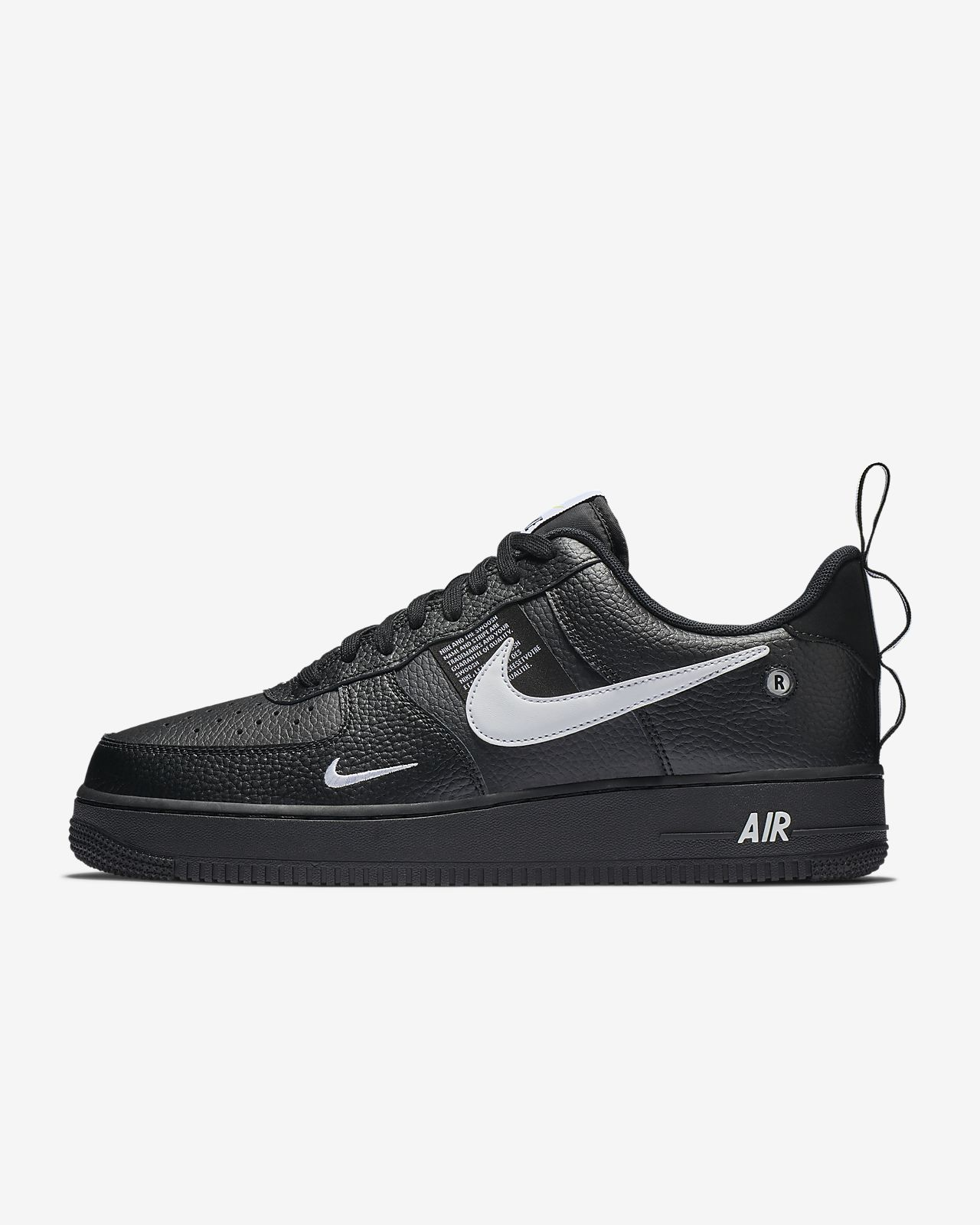 91dfad77579 Nike Air Force 1  07 LV8 Utility Men s Shoe. Nike.com AT