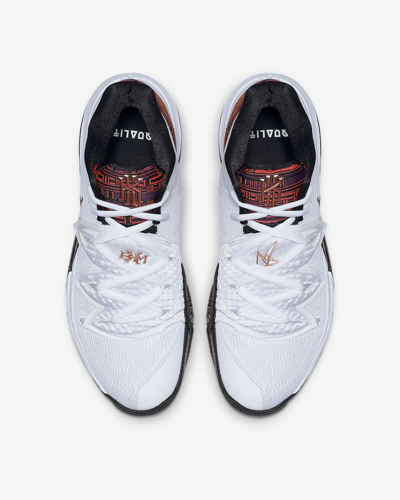 0ff78a187eb Kyrie 5 BHM Basketball Shoe. Nike.com VN