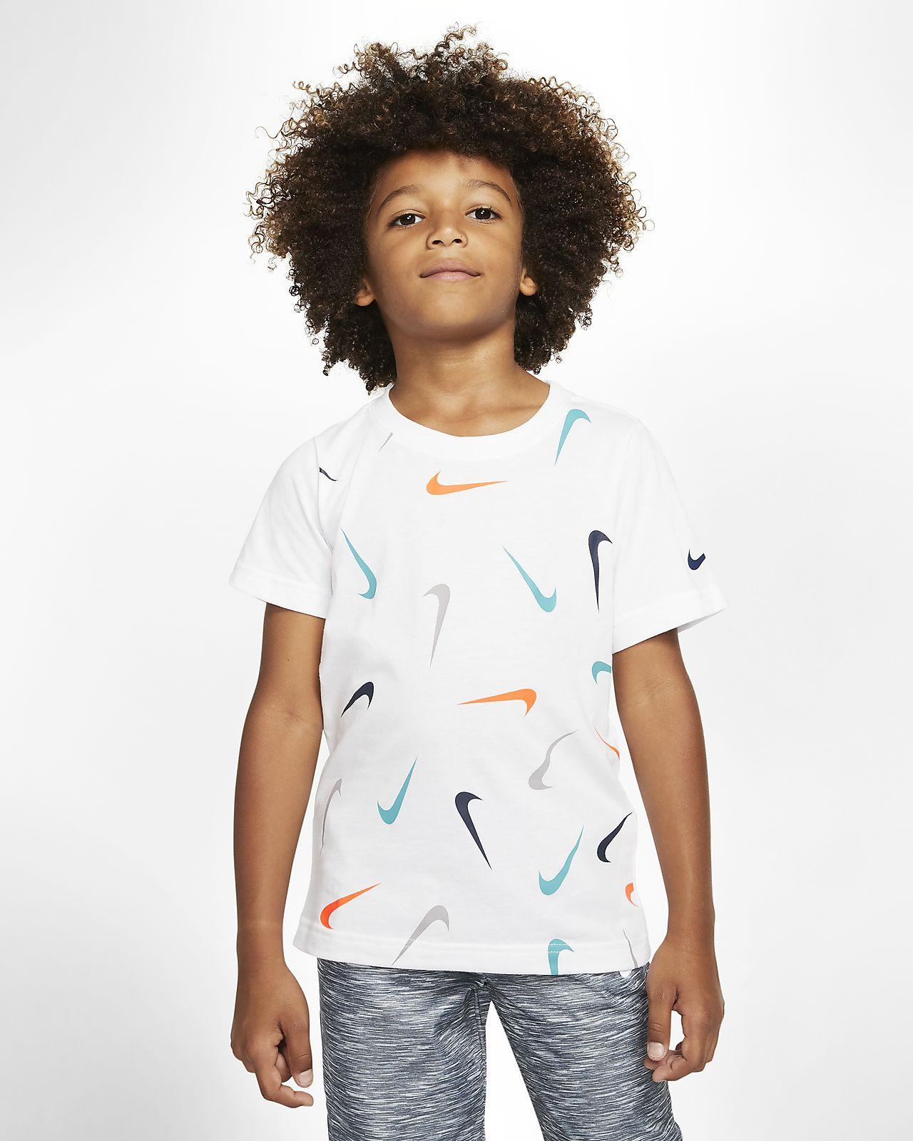 Tee-shirt à manches courtes Nike pour Jeune enfant