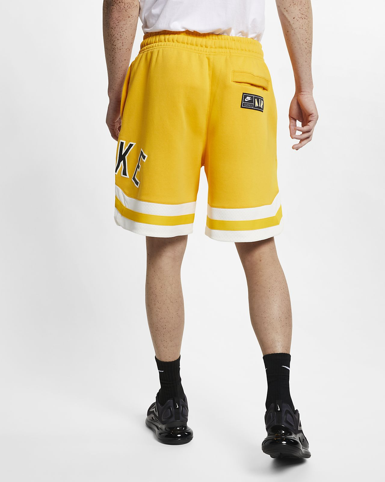 e3fe6694352 Nike Air Men's Fleece Shorts. Nike.com IL