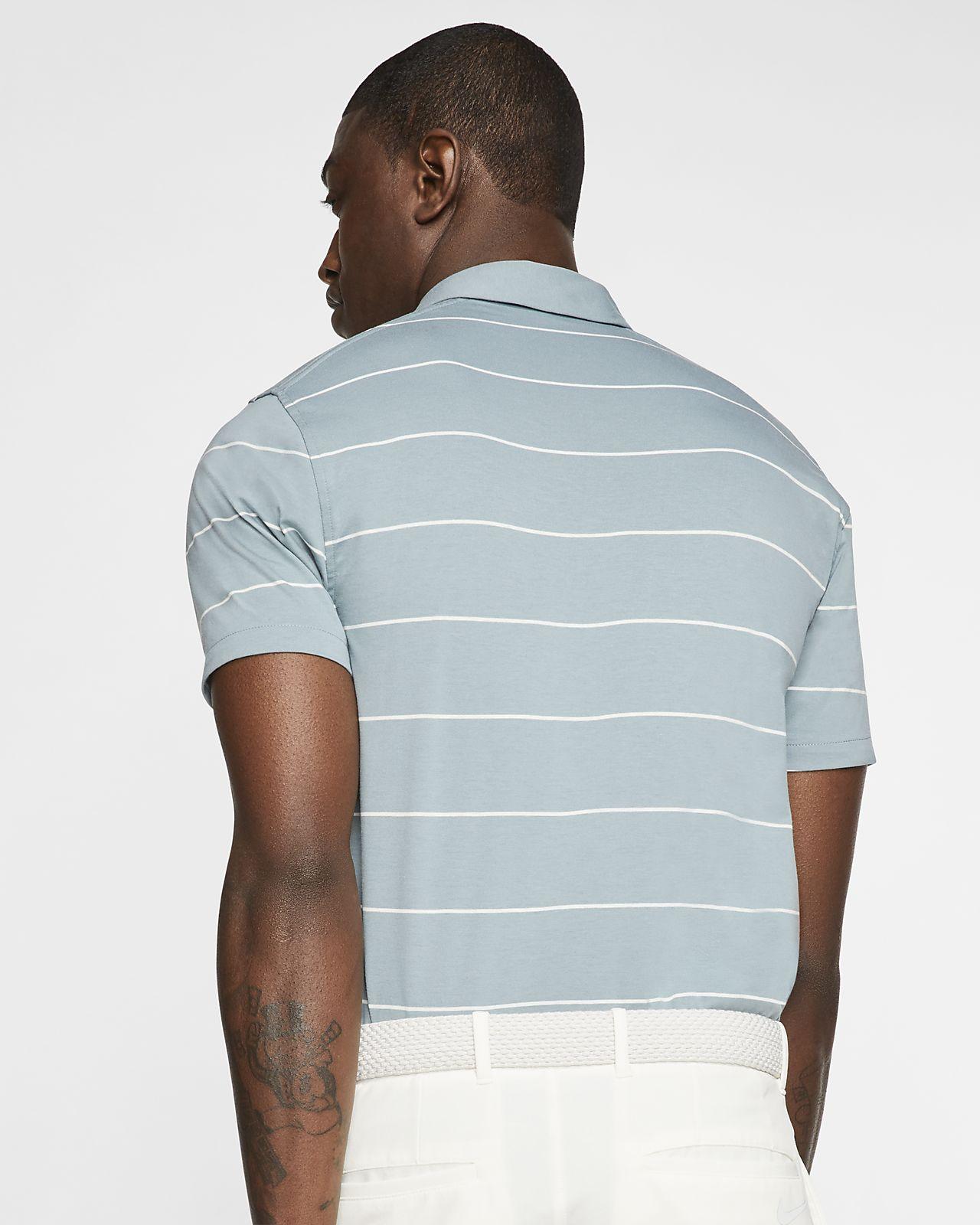 c1595b8e Nike Dri-FIT Player Men's Striped Golf Polo. Nike.com BE